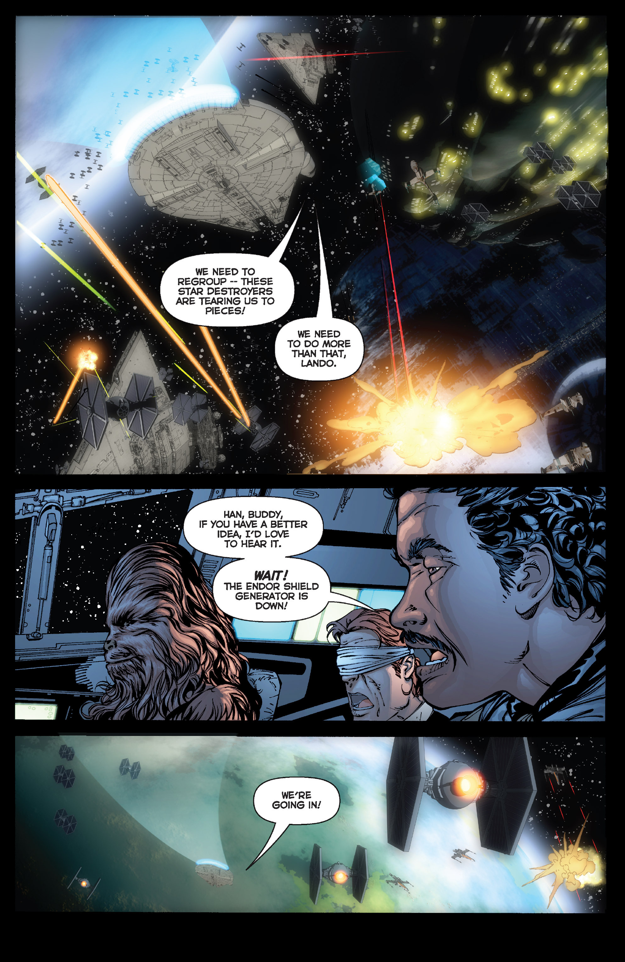 Read online Star Wars Omnibus comic -  Issue # Vol. 27 - 262