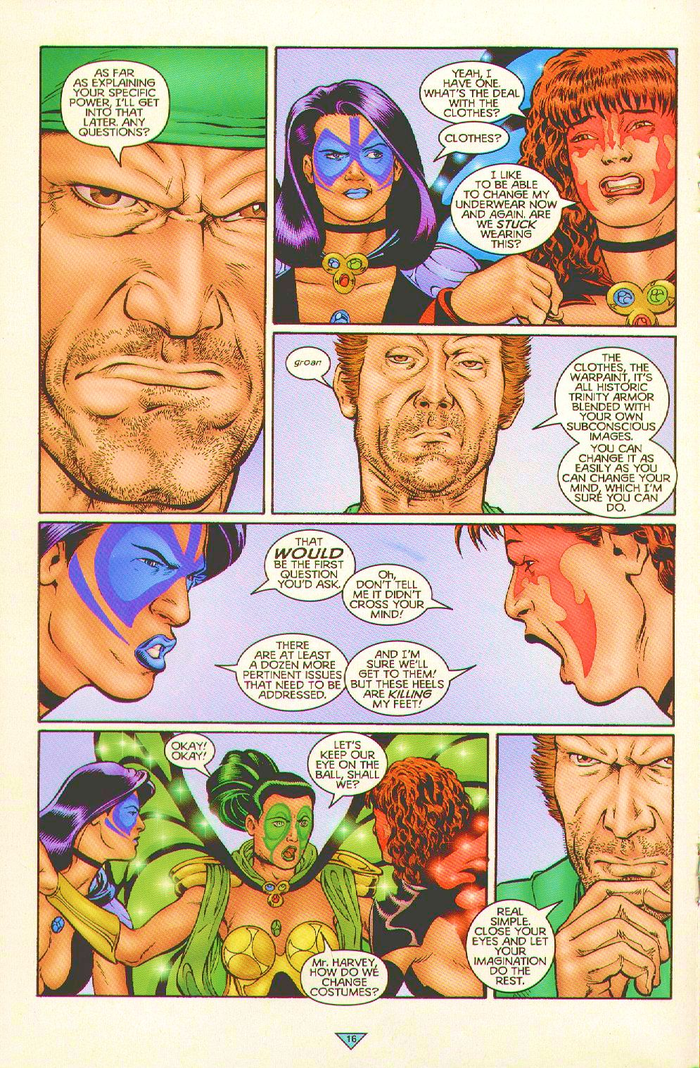 Read online Trinity Angels comic -  Issue #5 - 11