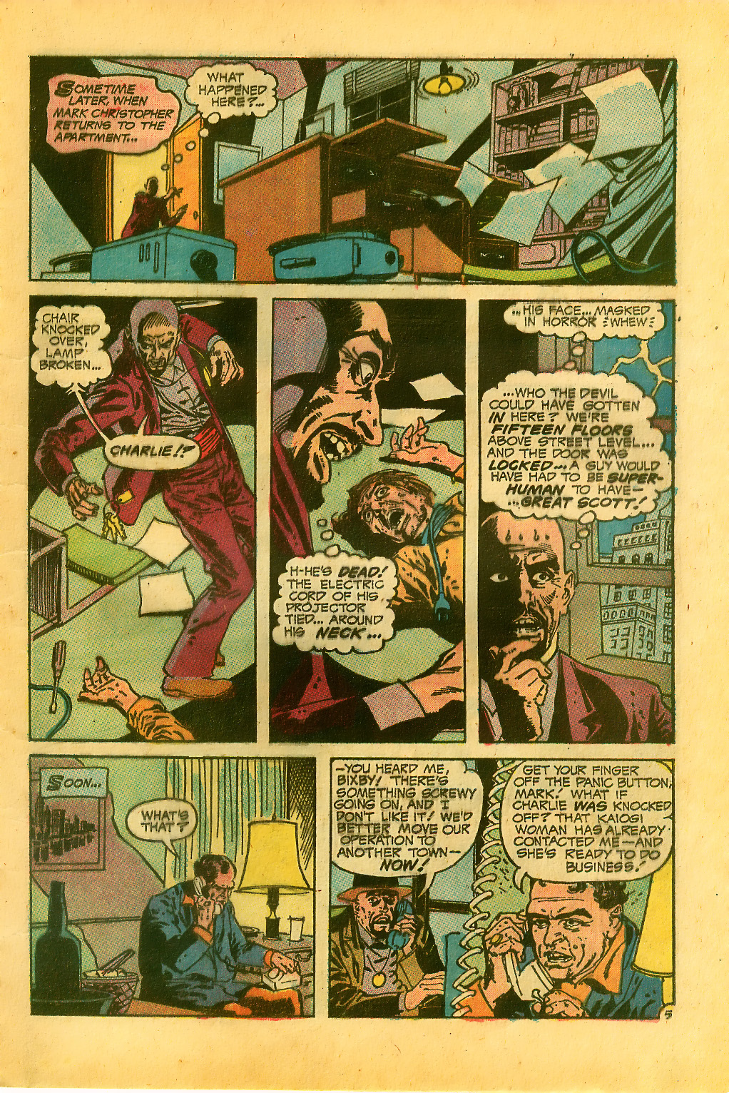Weird Mystery Tales issue 7 - Page 9