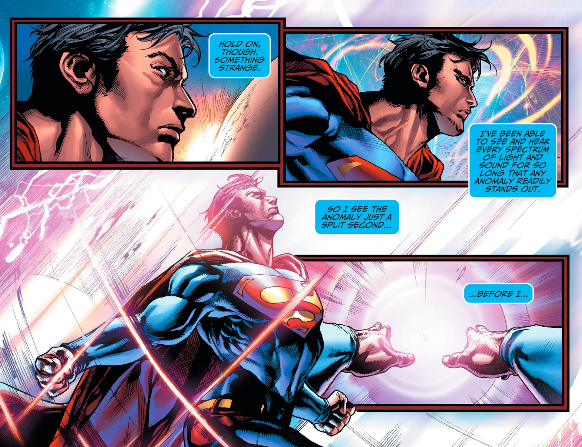 Read online Adventures of Superman [I] comic -  Issue #8 - 17