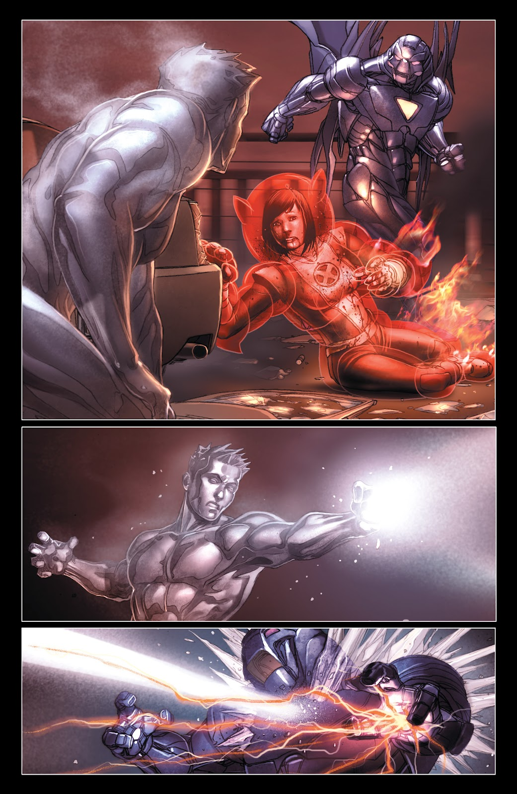 Read online X-Men: Second Coming comic -  Issue # _TPB (Part 3) - 13