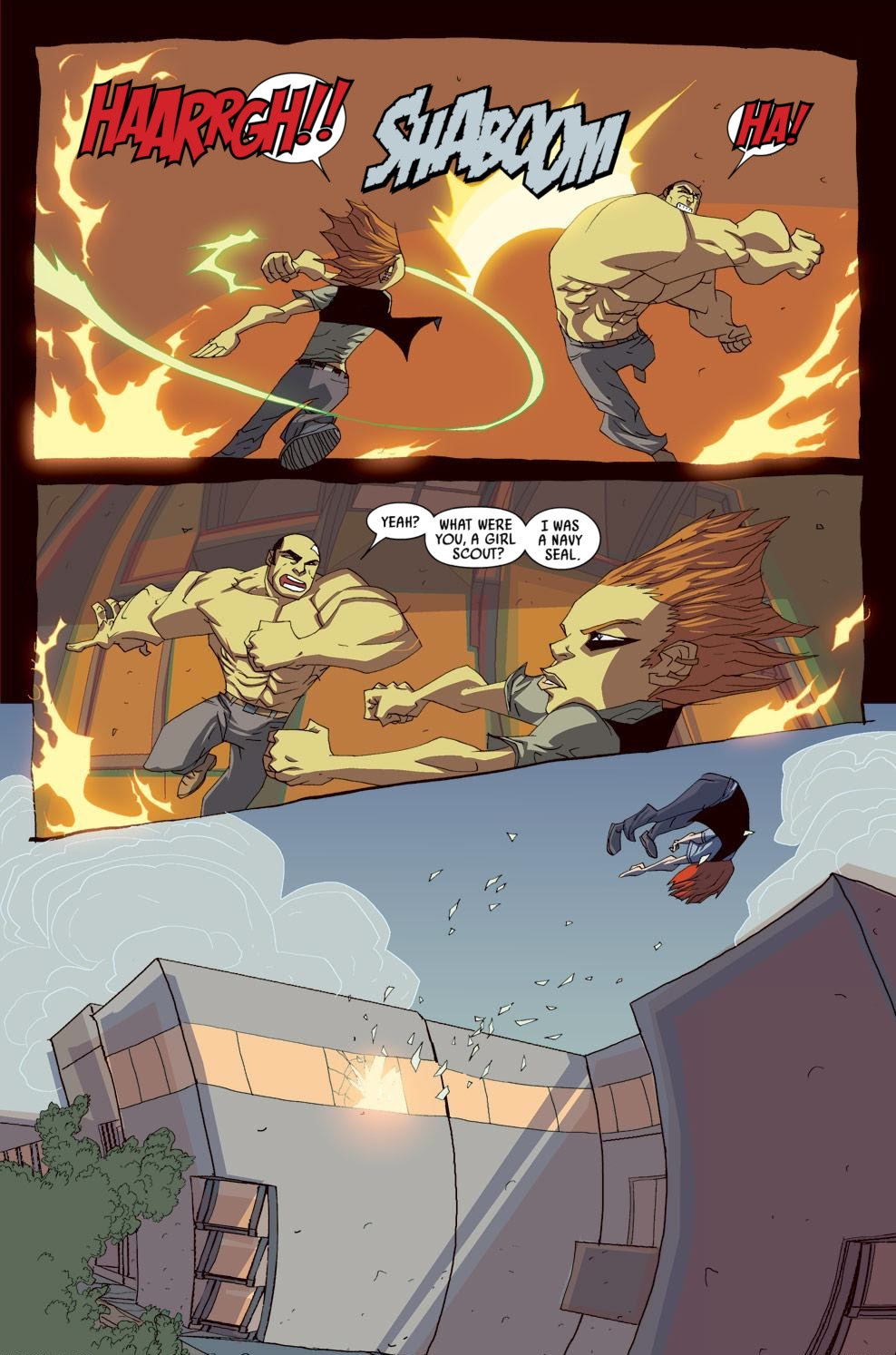 Read online Takio (2012) comic -  Issue #2 - 14