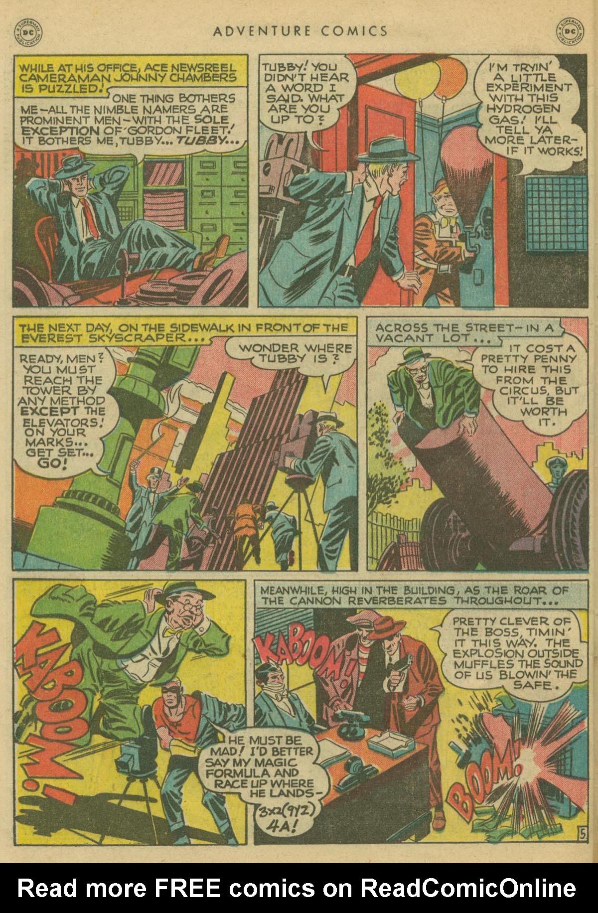 Read online Adventure Comics (1938) comic -  Issue #130 - 43