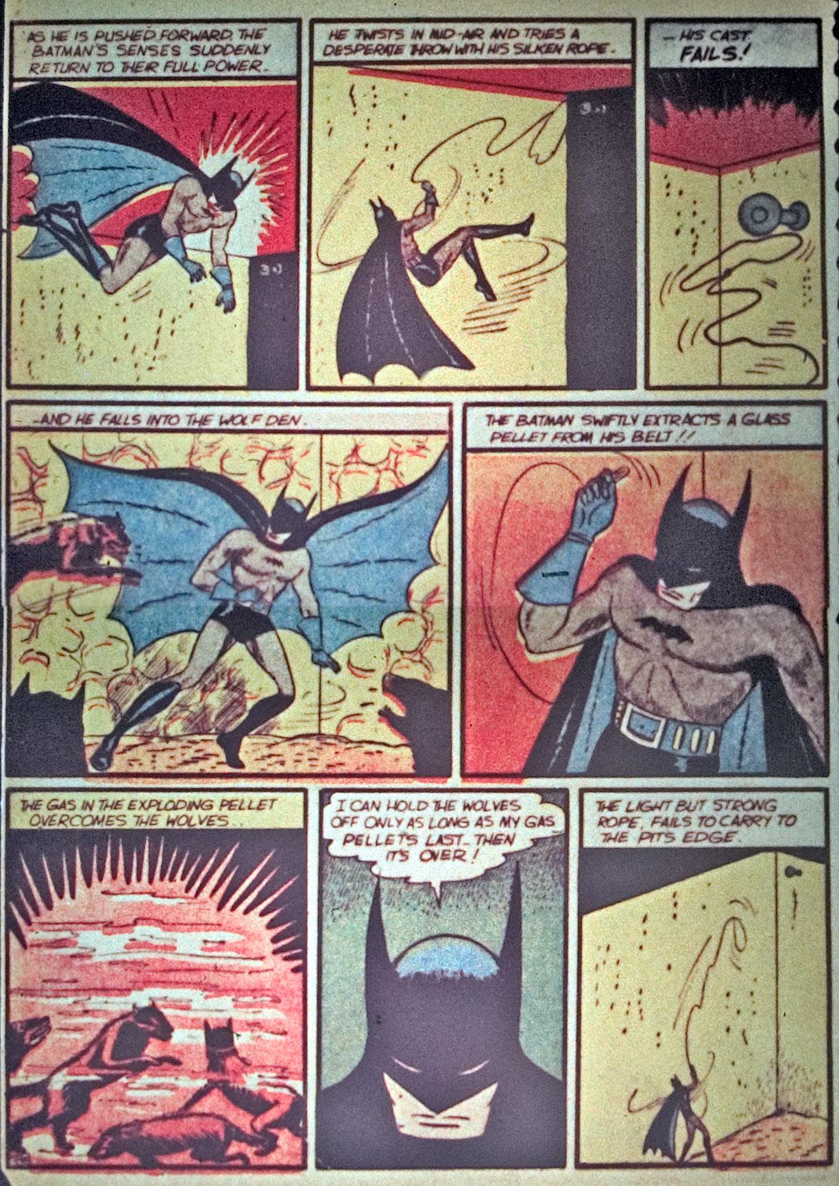 Detective Comics (1937) 32 Page 9