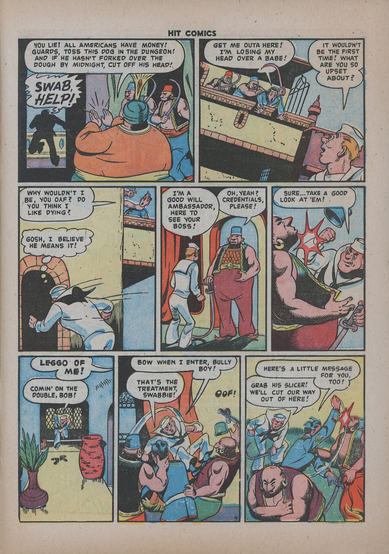 Read online Hit Comics comic -  Issue #62 - 26