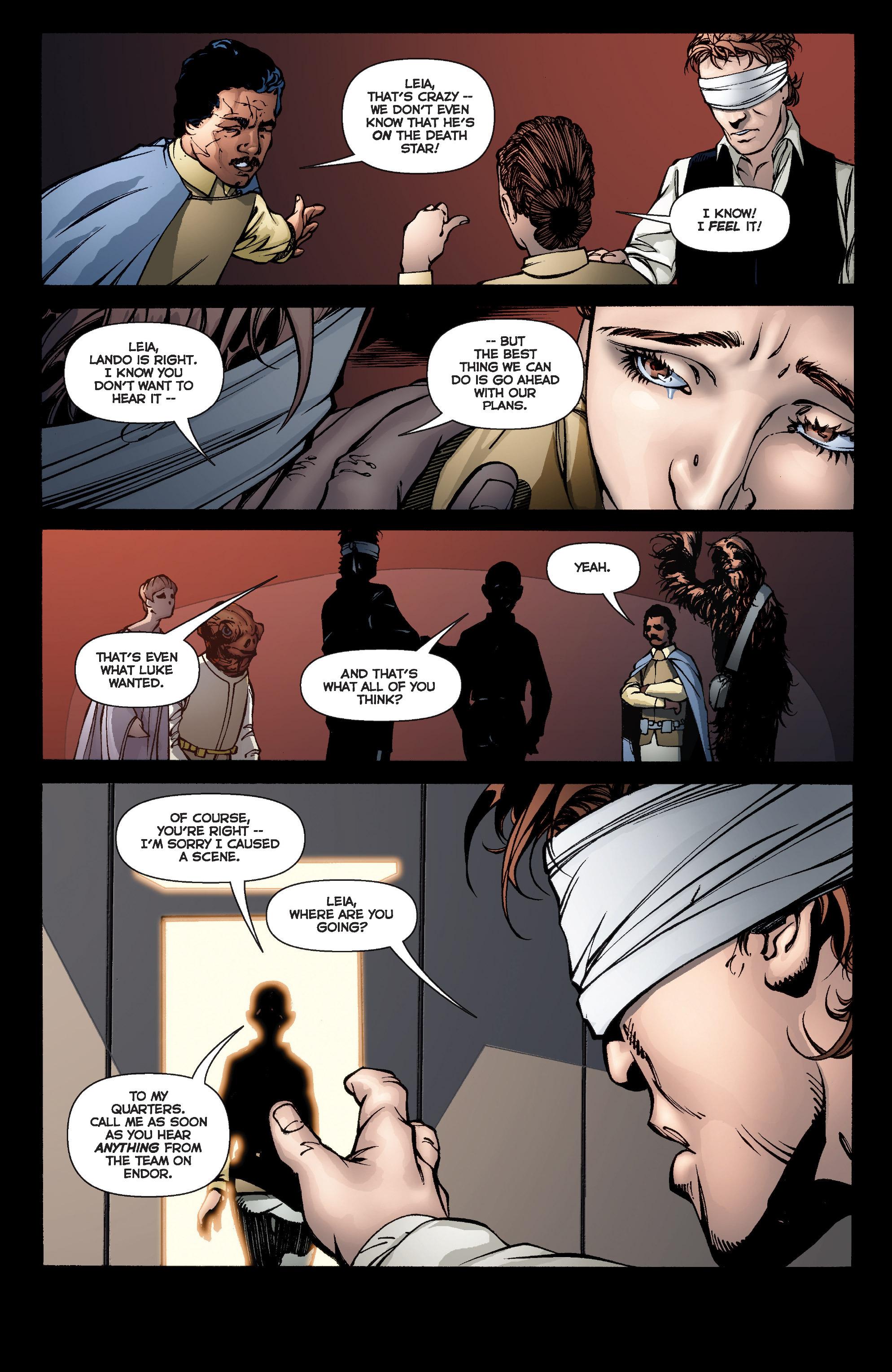 Read online Star Wars Omnibus comic -  Issue # Vol. 27 - 245