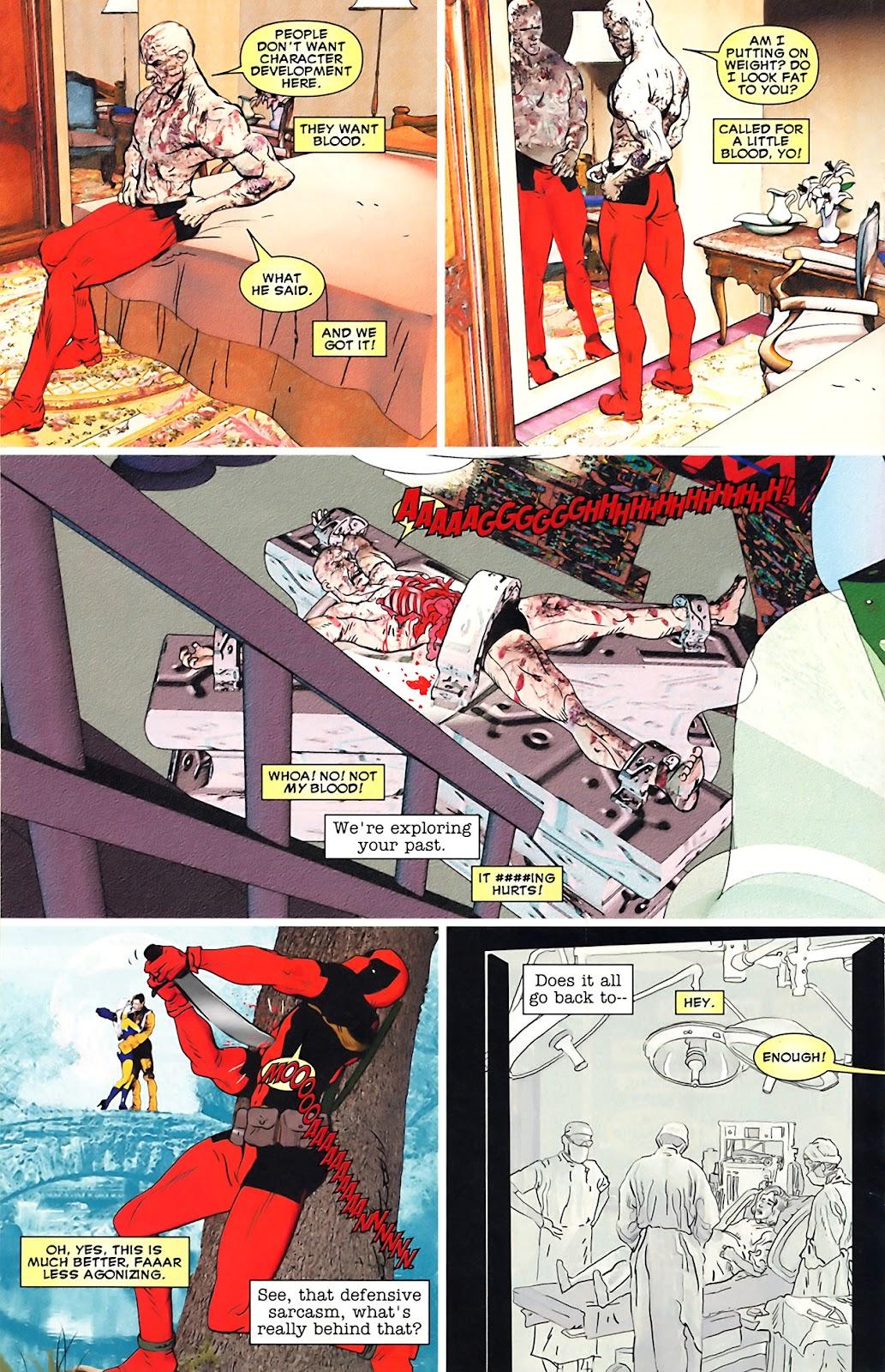 Read online Deadpool (2008) comic -  Issue #900 - 58
