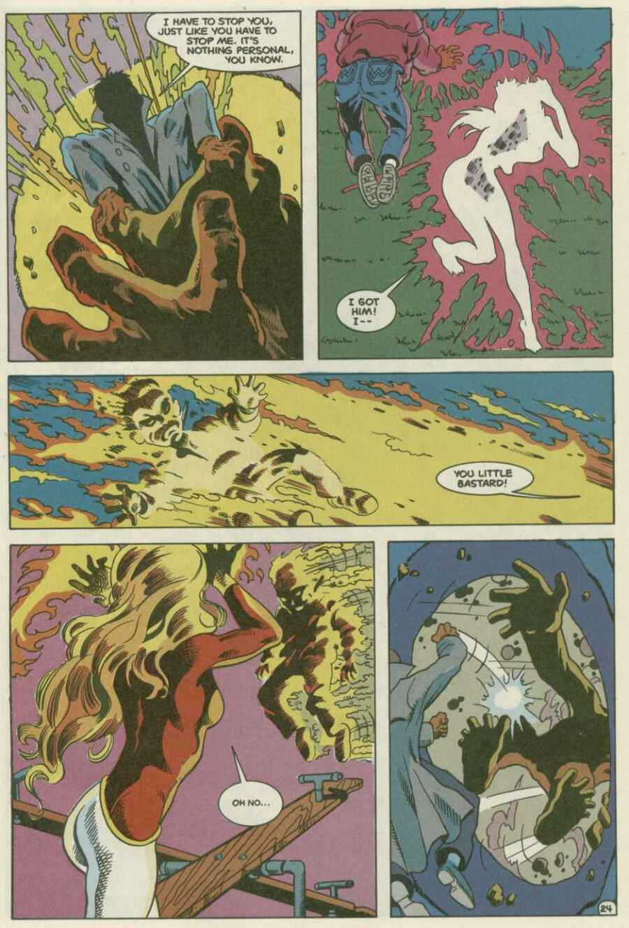 Elementals (1984) issue Special 1 - Page 26