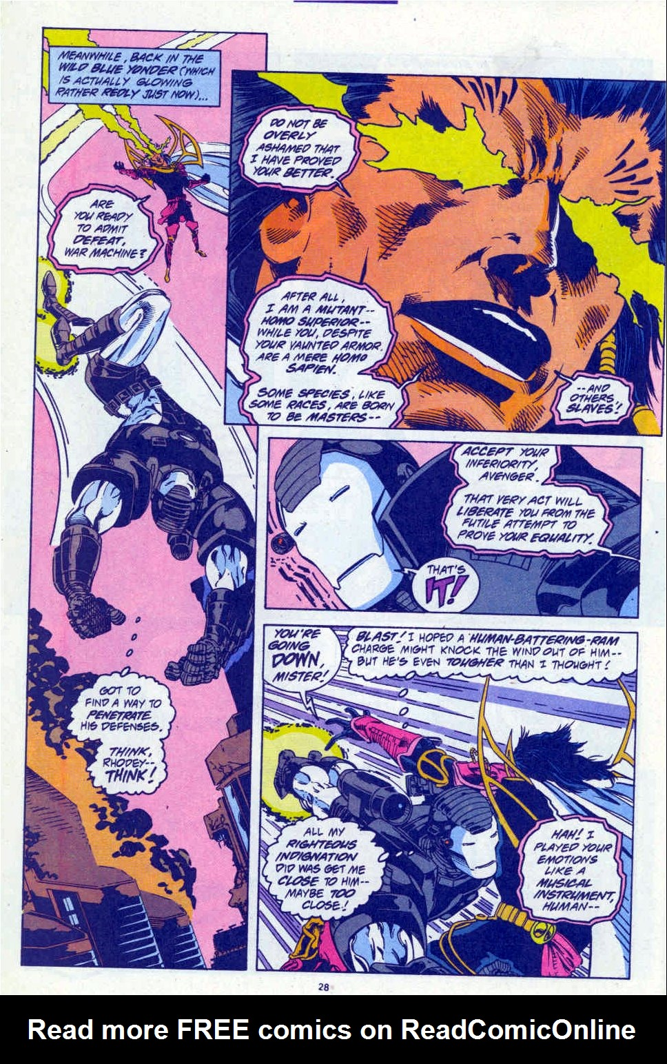Avengers West Coast (1989) 101 Page 20