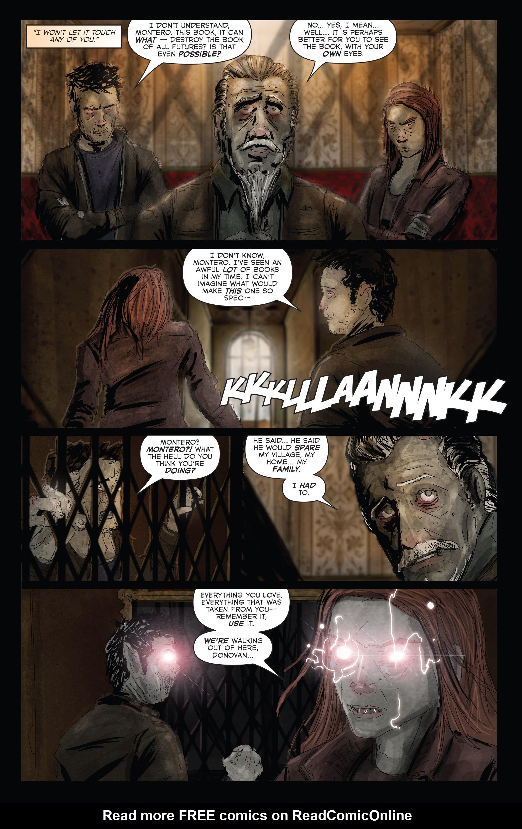 Read online Hoax Hunters (2012) comic -  Issue # TPB 3 - 66