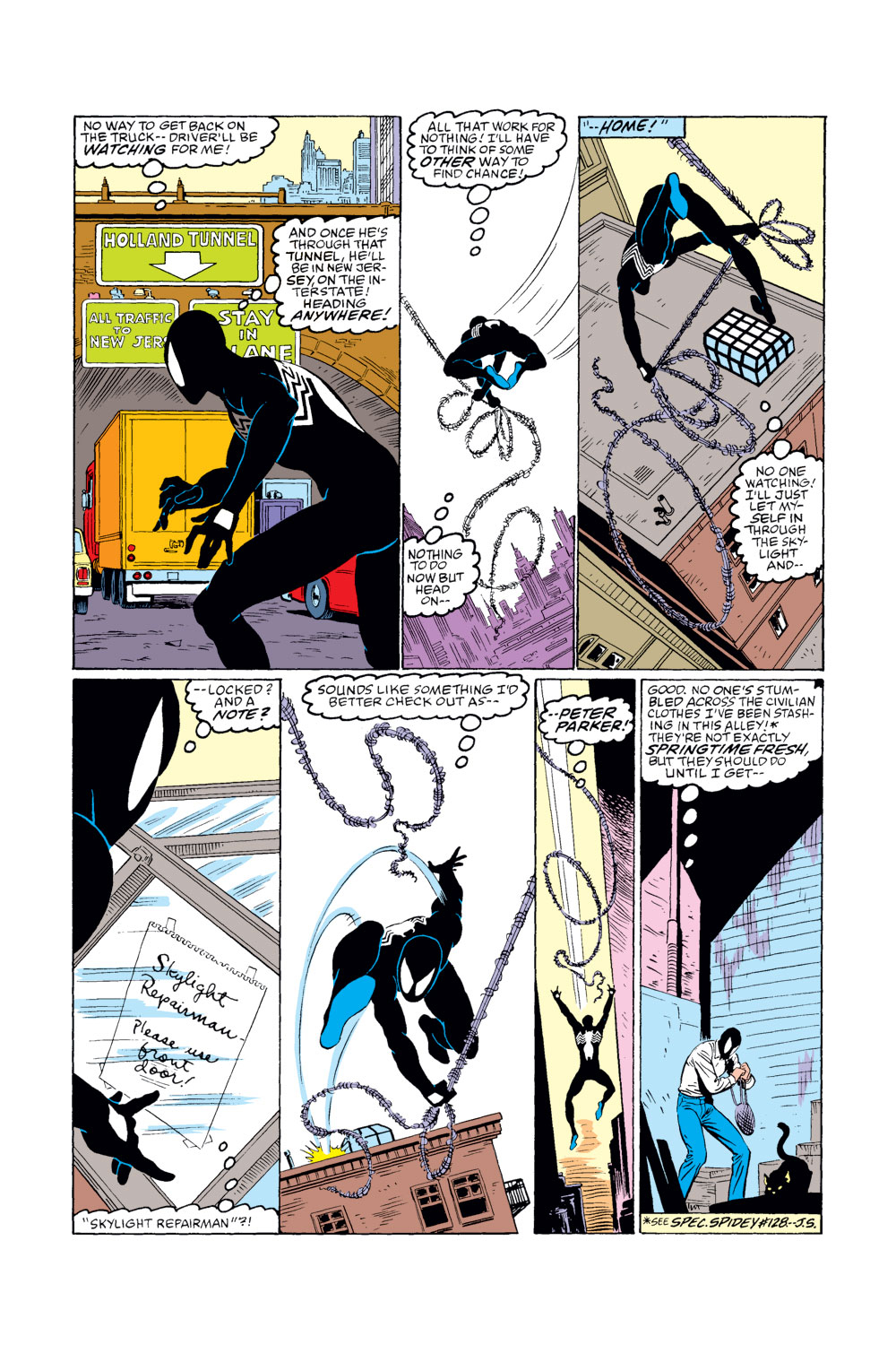 The Amazing Spider-Man (1963) 299 Page 4