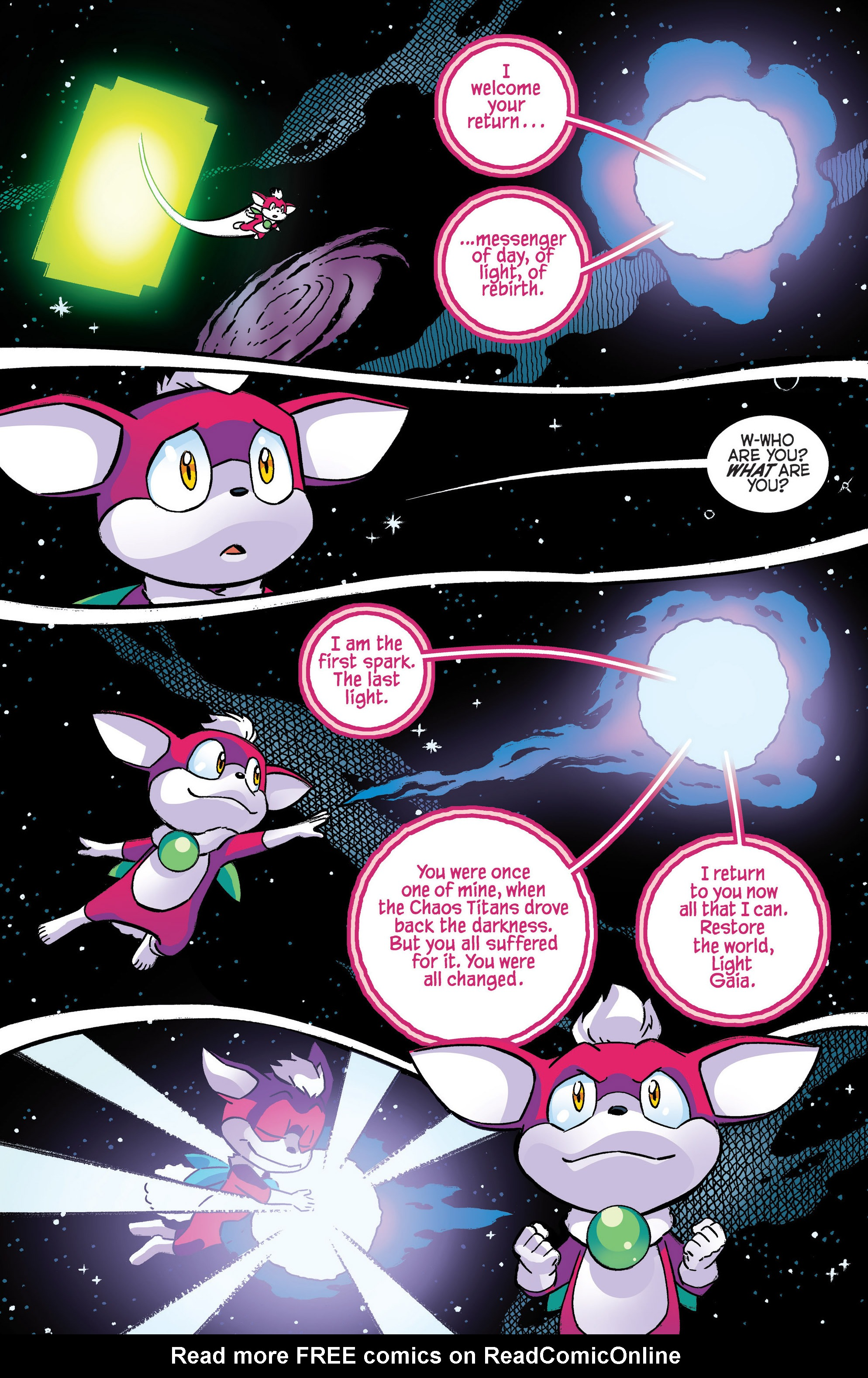 Read online Sonic The Hedgehog comic -  Issue #280 - 11