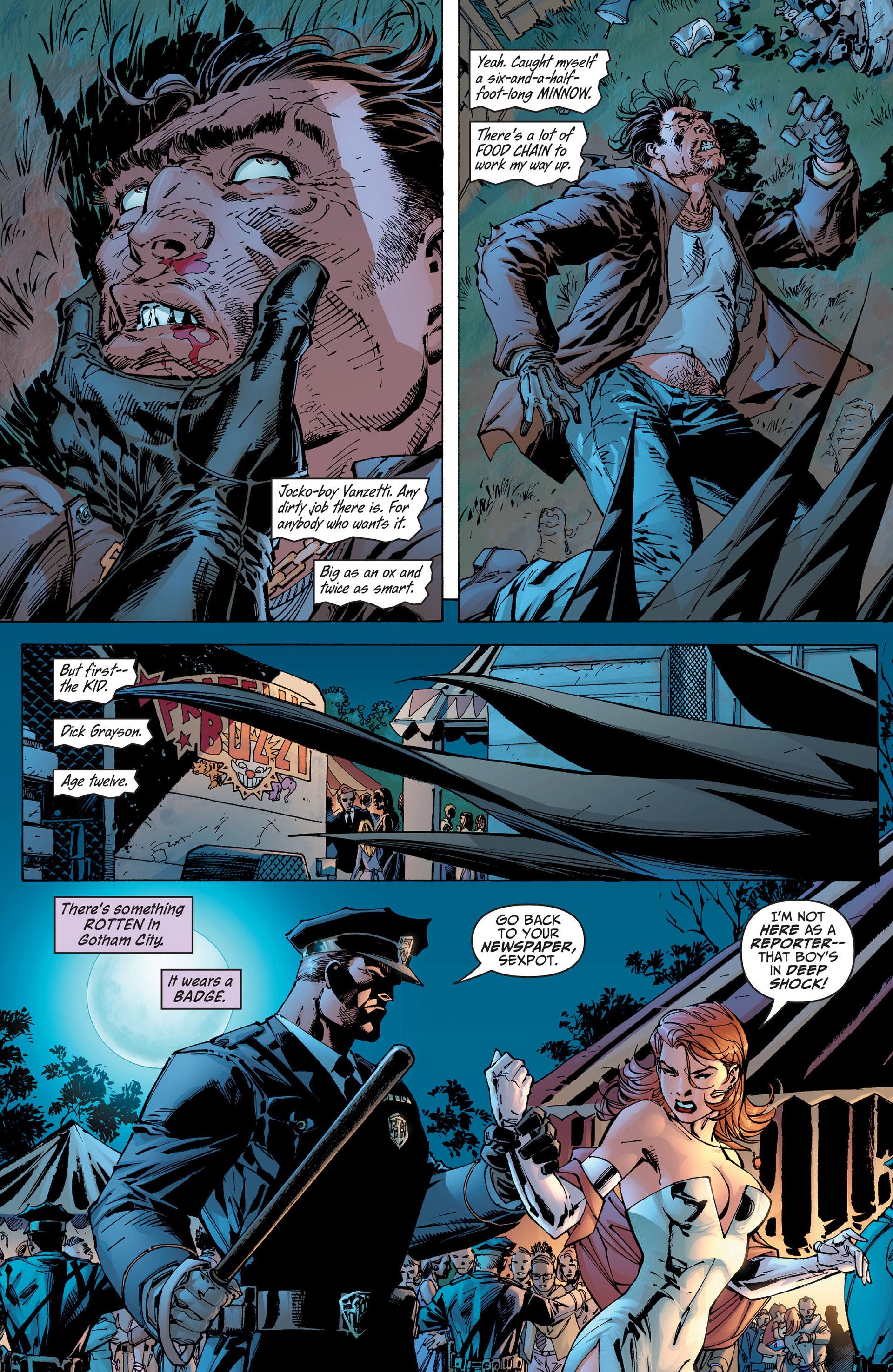 Read online All Star Batman & Robin, The Boy Wonder comic -  Issue #1 - 17