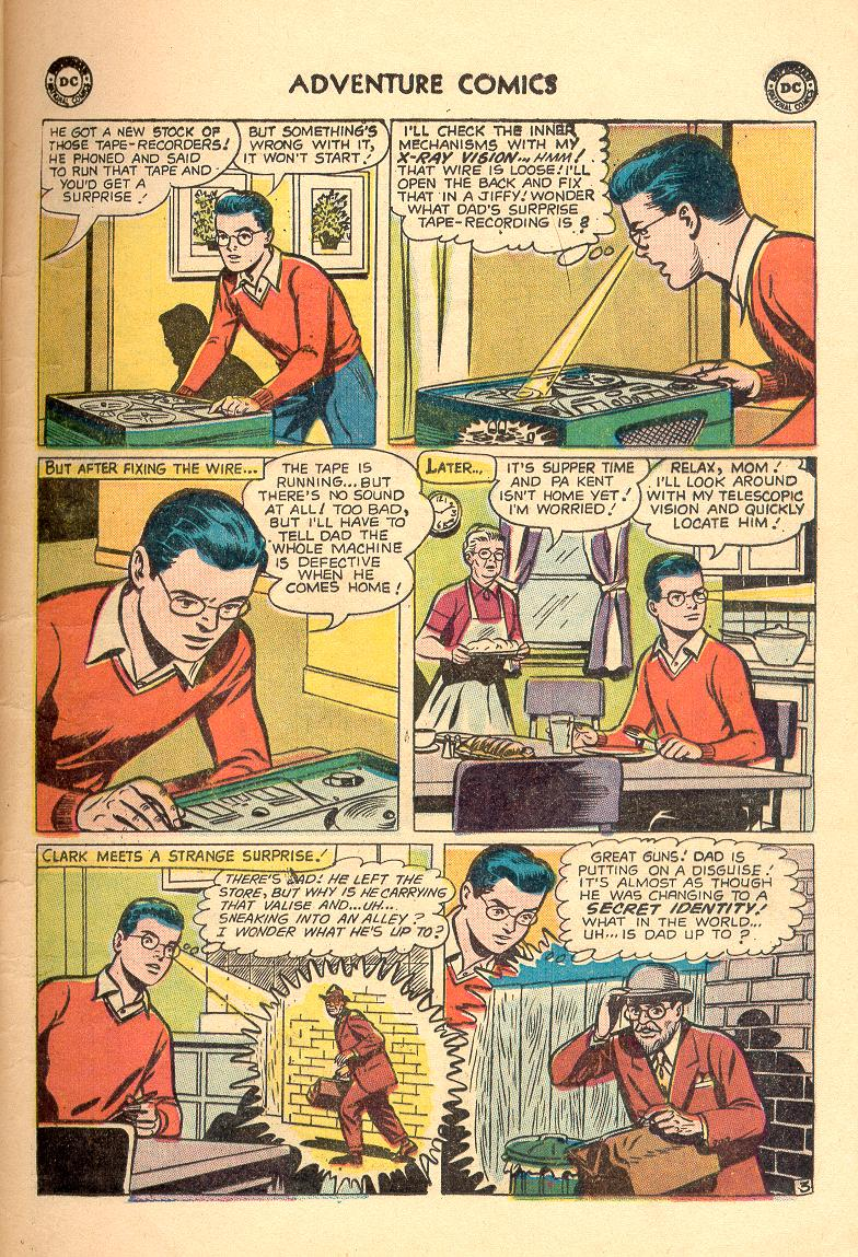 Read online Adventure Comics (1938) comic -  Issue #263 - 5
