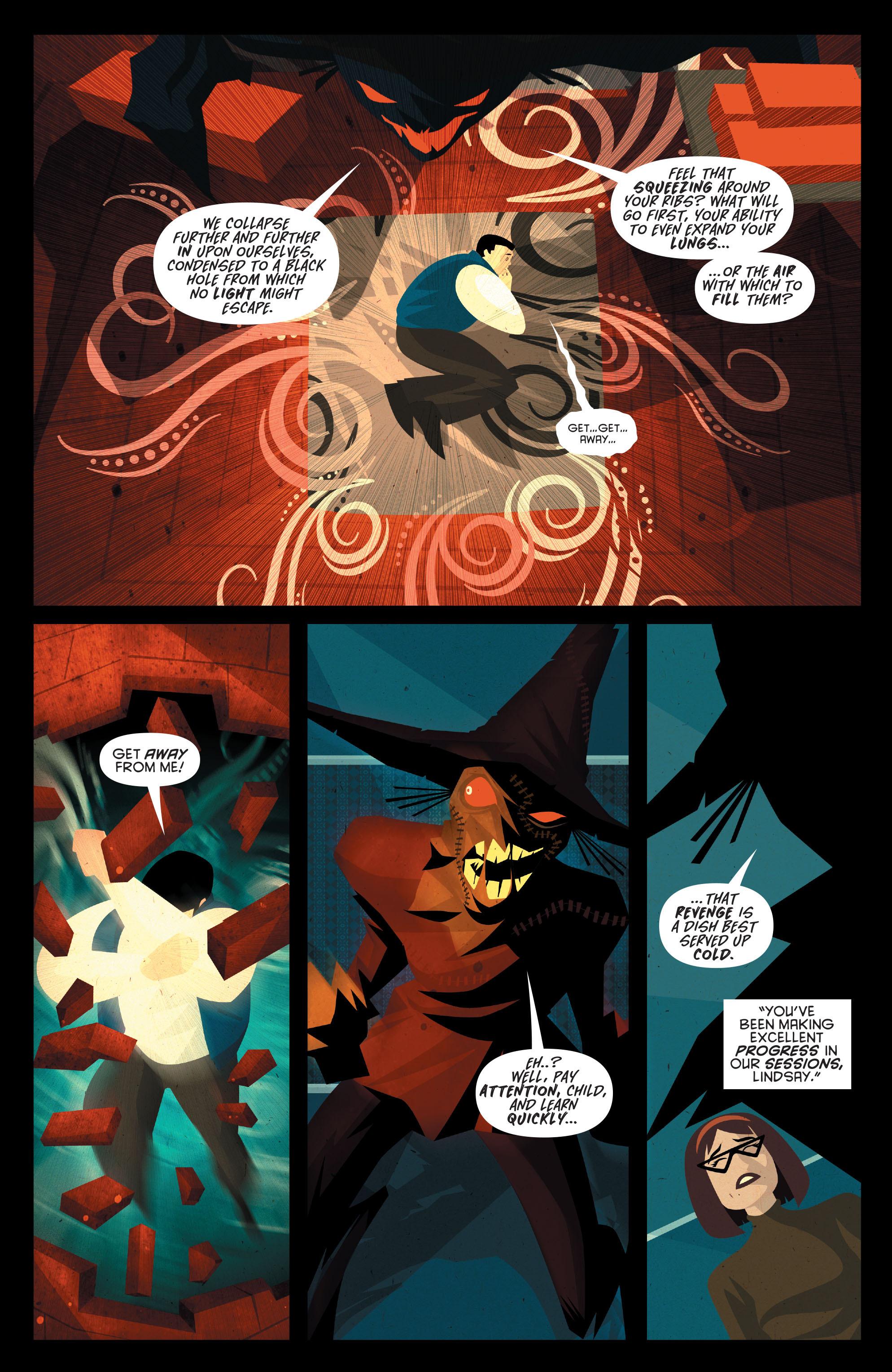 Read online Joker's Asylum: Scarecrow comic -  Issue # Full - 16