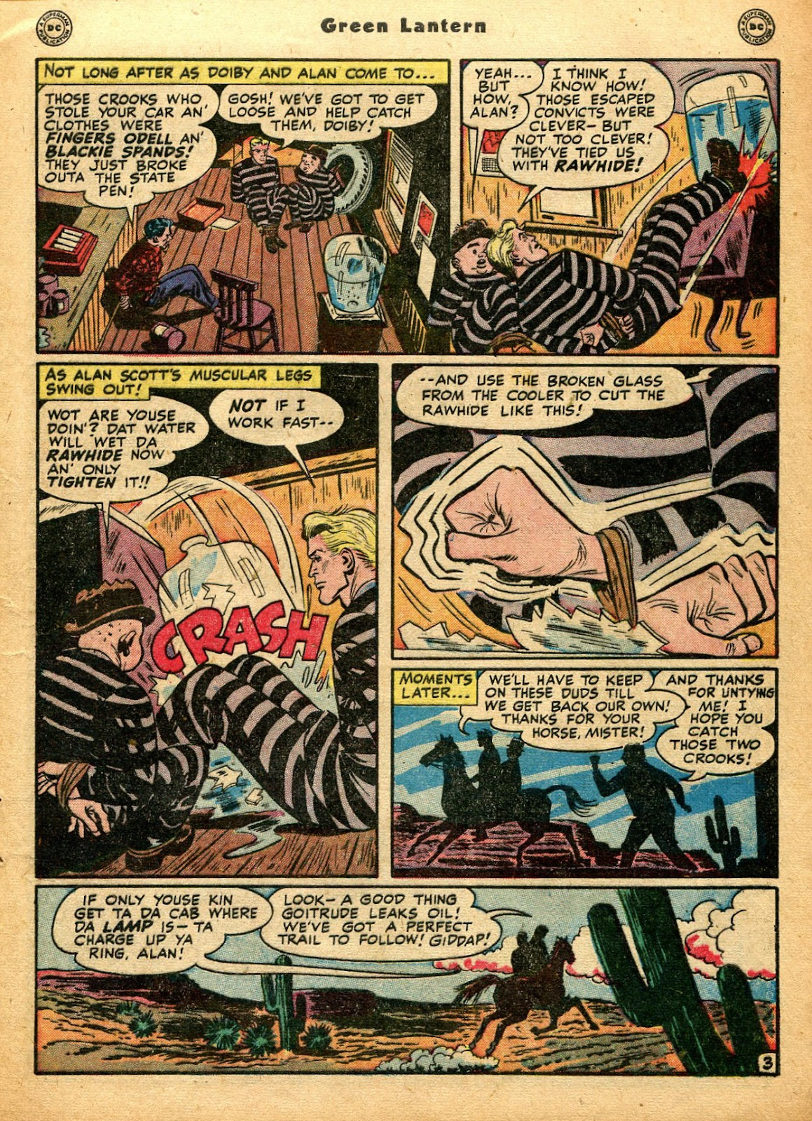 Green Lantern (1941) Issue #33 #33 - English 6