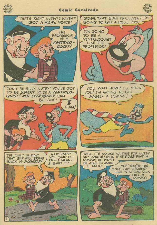 Comic Cavalcade issue 35 - Page 71