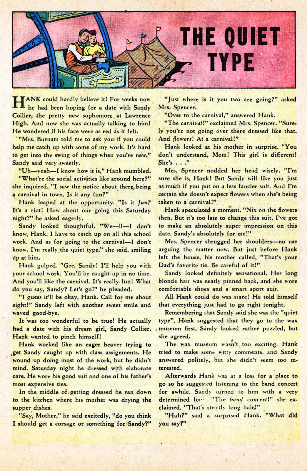 Georgie Comics (1945) issue 17 - Page 27