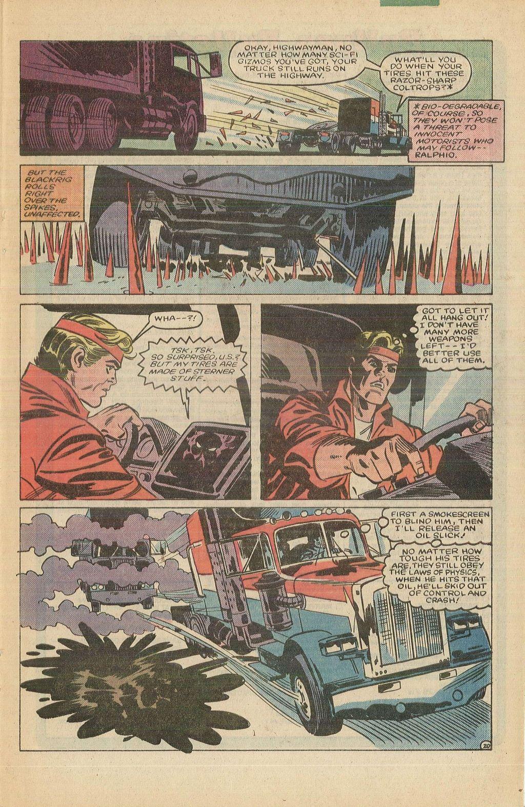 Read online U.S. 1 comic -  Issue #10 - 29