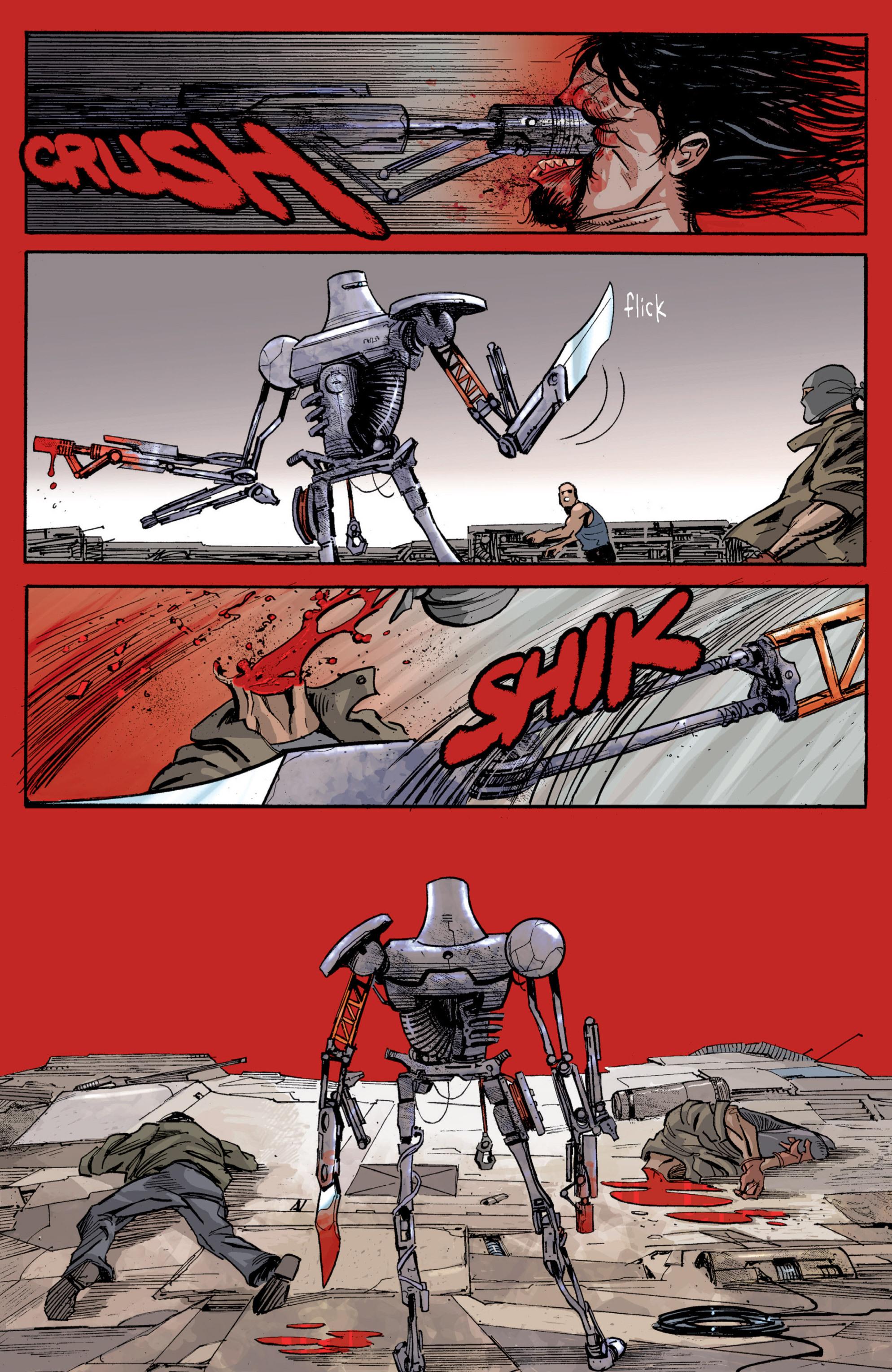 Read online Planetoid comic -  Issue # TPB - 114