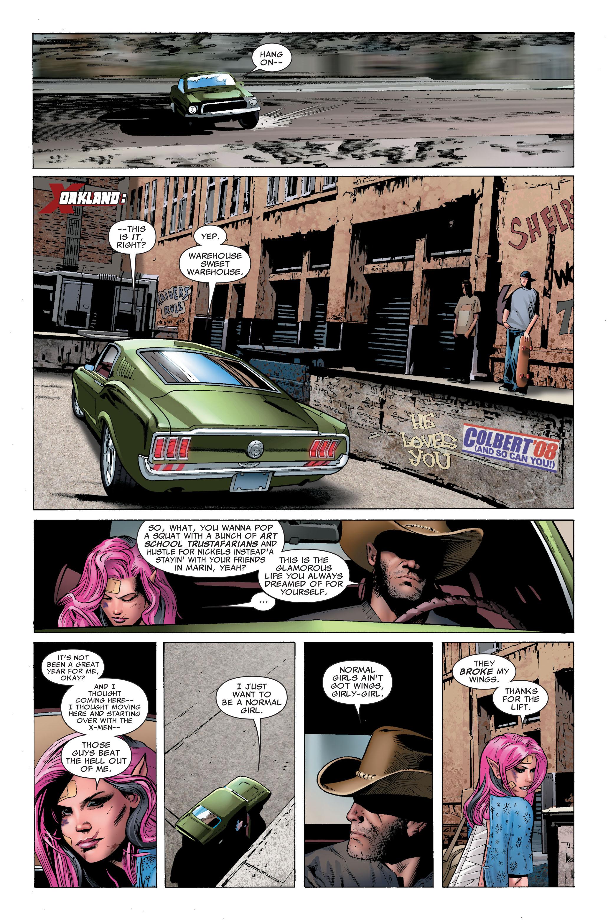Read online Uncanny X-Men (1963) comic -  Issue #502 - 14