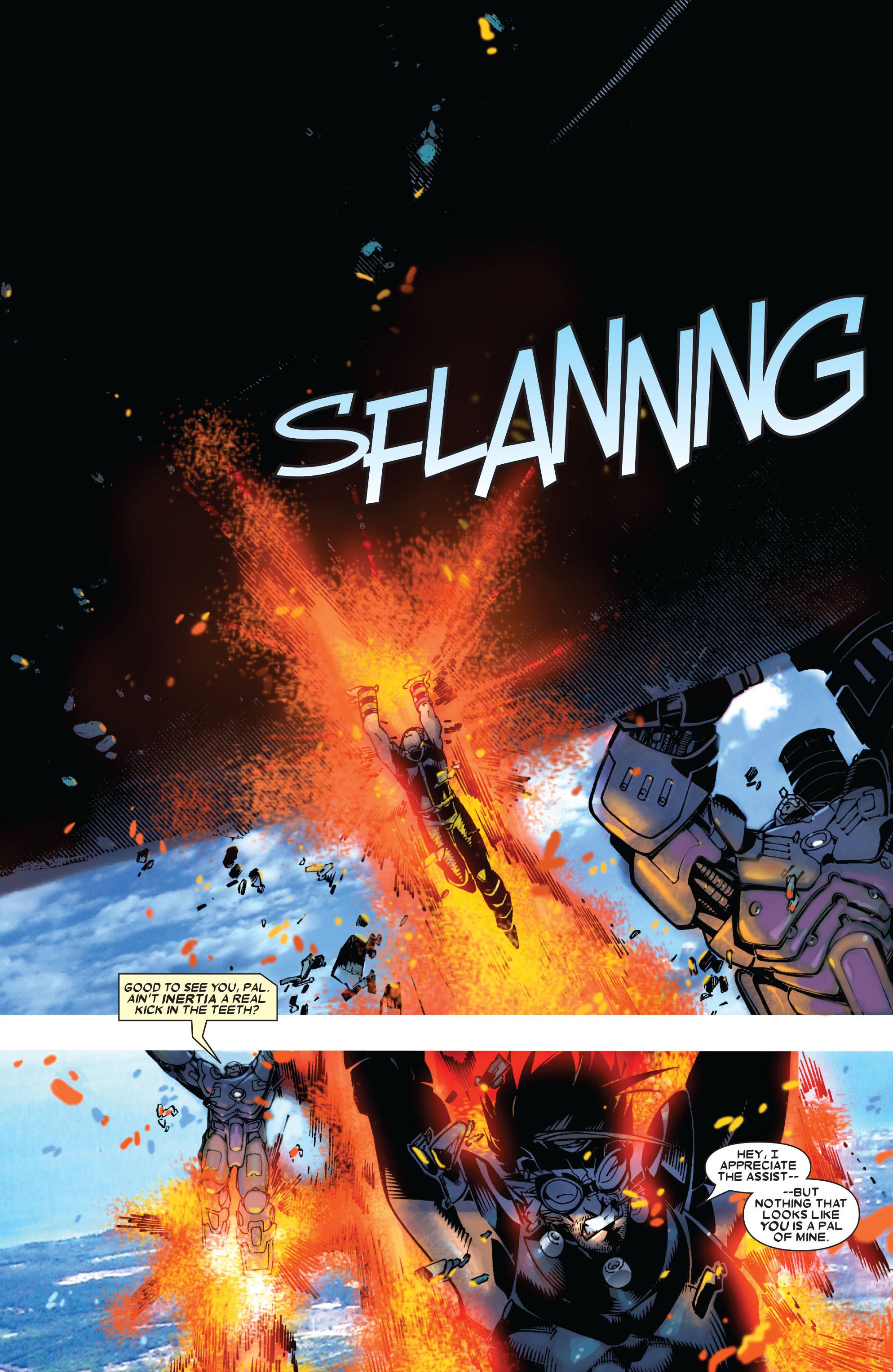 X-Men (1991) 193 Page 16