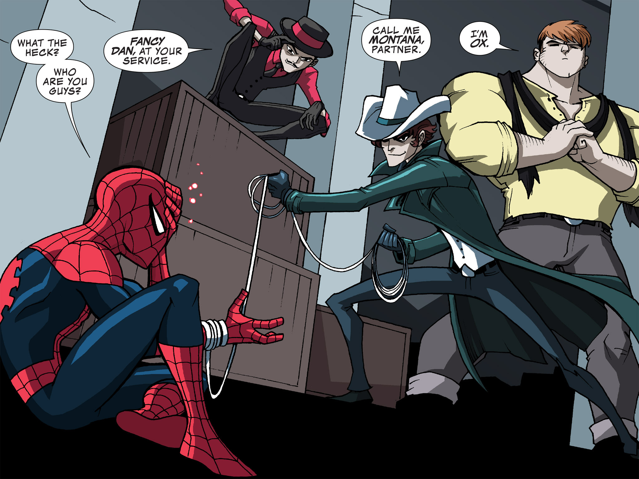 Read online Ultimate Spider-Man (Infinite Comics) (2015) comic -  Issue #14 - 28