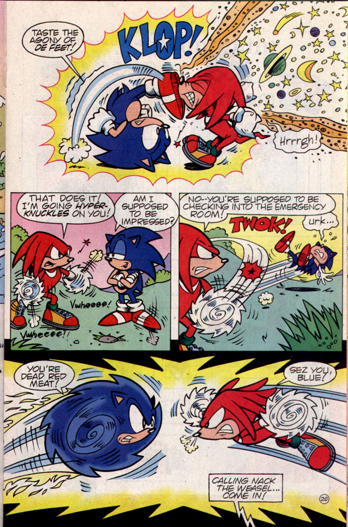 Read online Sonic The Hedgehog Triple Trouble Special comic -  Issue # Full - 22