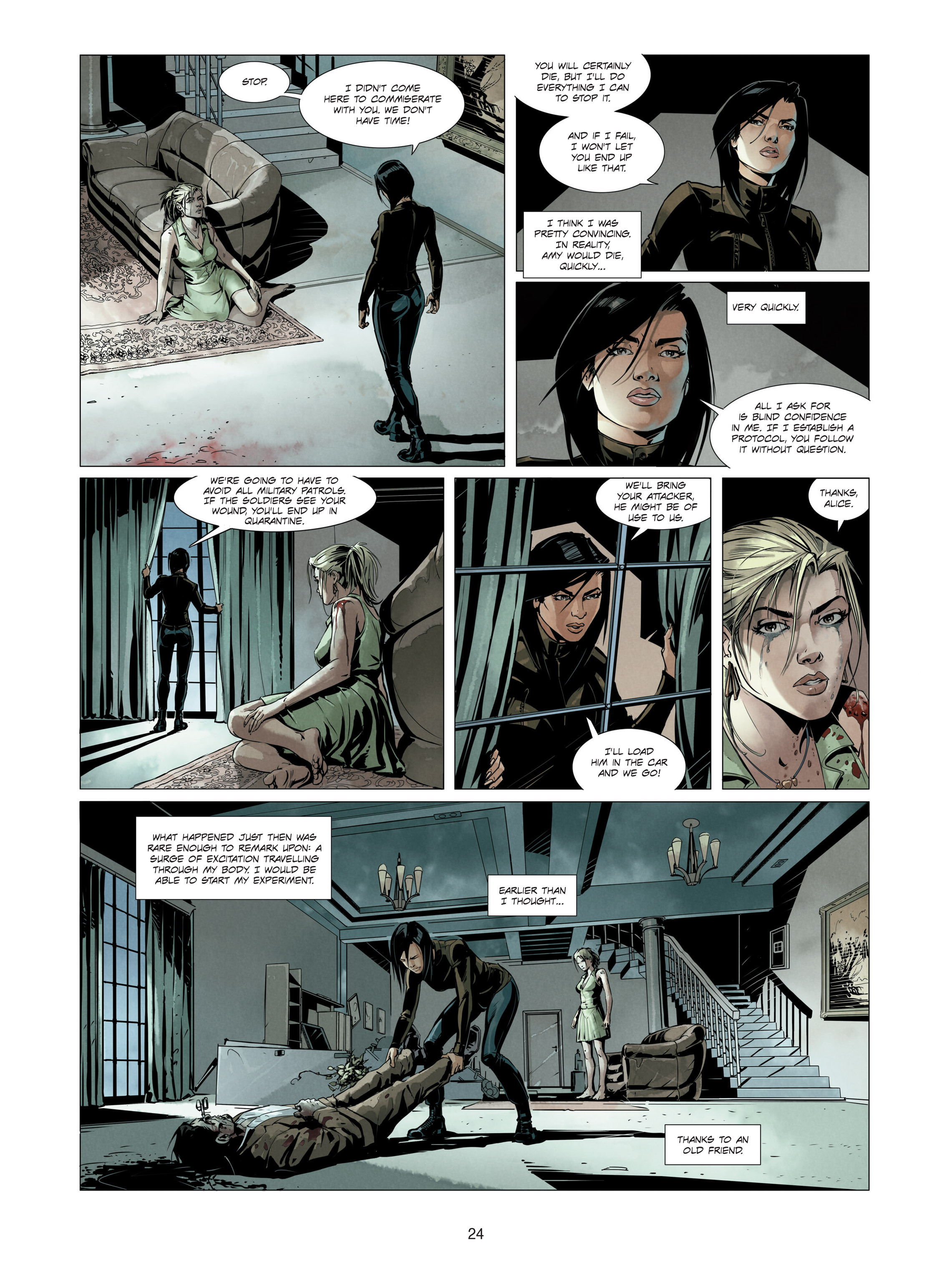 Read online Alice Matheson comic -  Issue #3 - 24