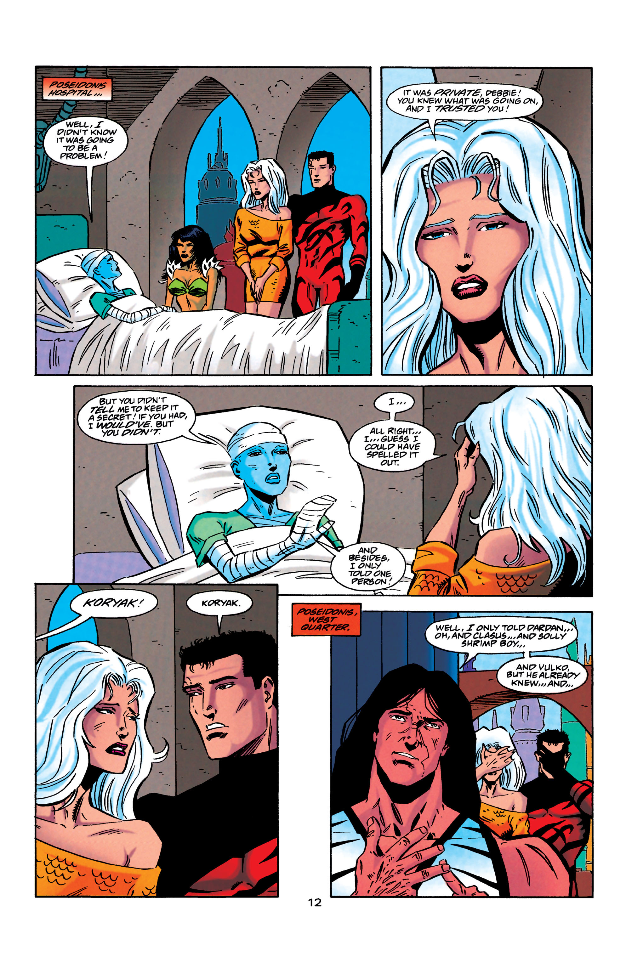 Read online Aquaman (1994) comic -  Issue #40 - 13