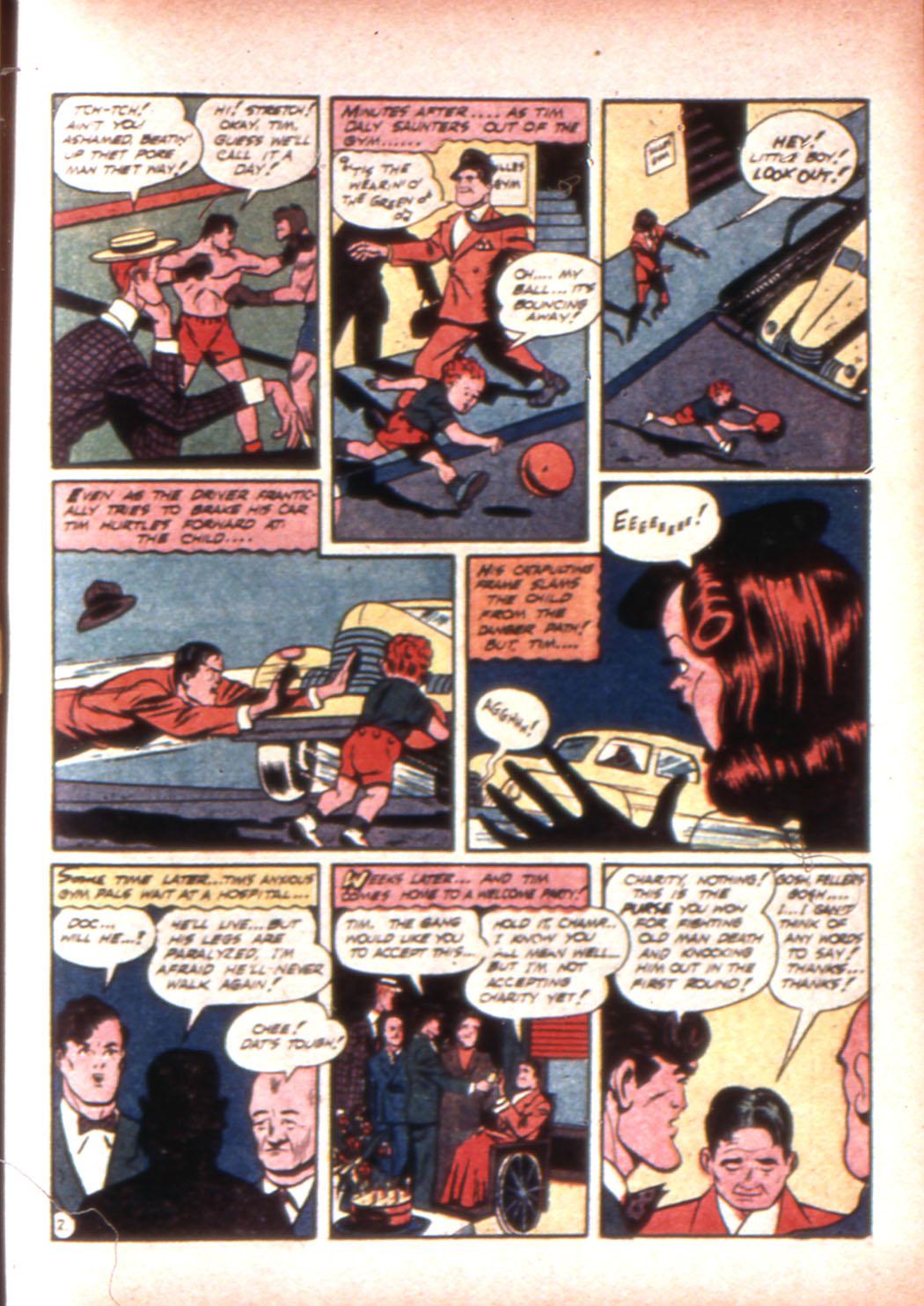 Read online Sensation (Mystery) Comics comic -  Issue #17 - 57