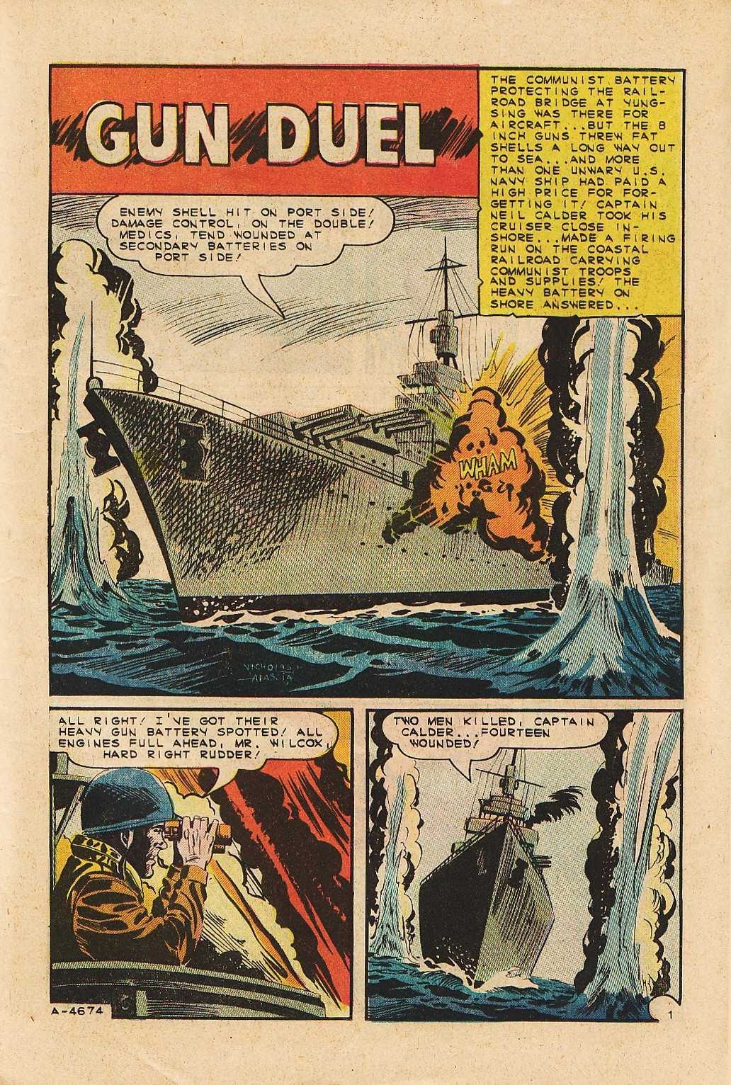 Read online Fightin' Navy comic -  Issue #121 - 11