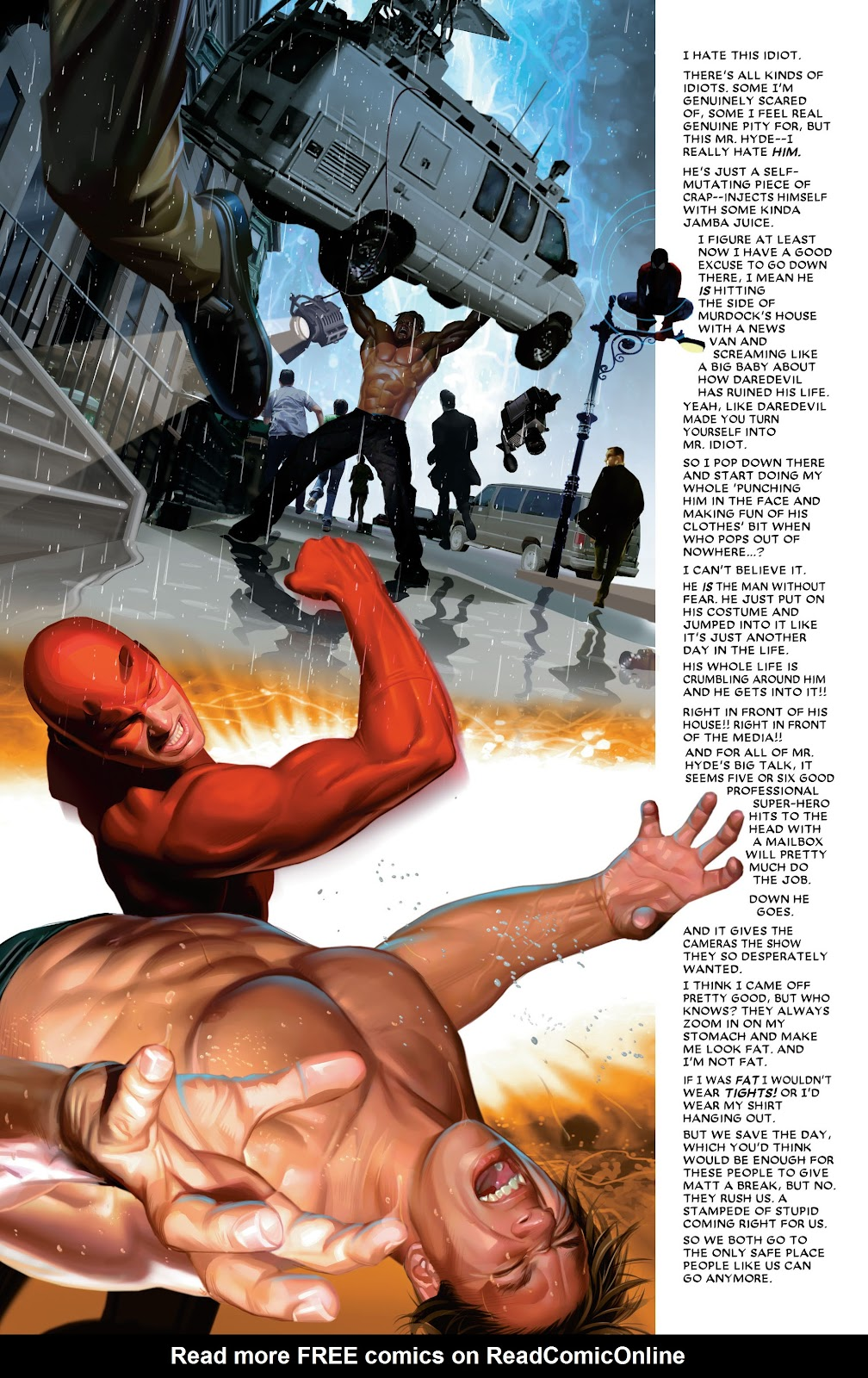 Read online Daredevil (1998) comic -  Issue # _Ultimate_Collection TPB 2 (Part 5) - 38
