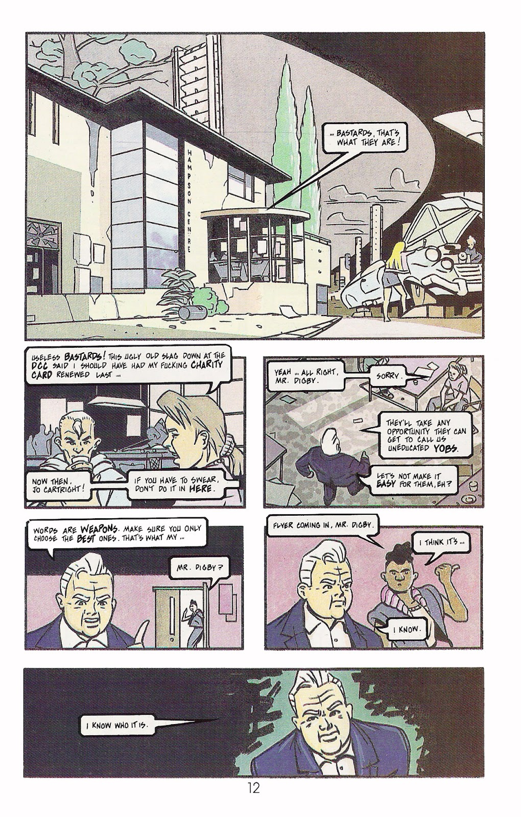 Read online Dare comic -  Issue #2 - 13