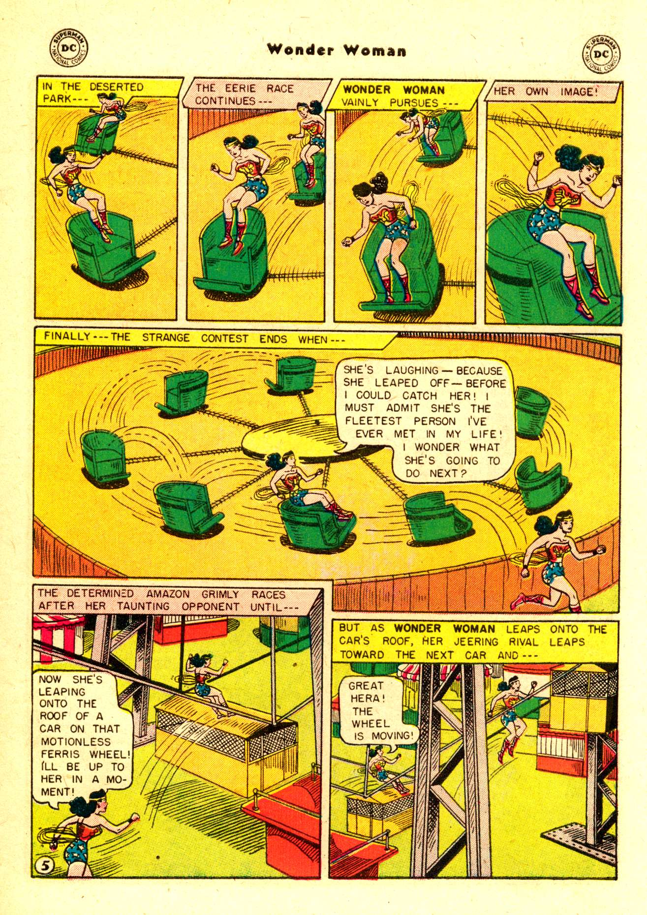 Read online Wonder Woman (1942) comic -  Issue #84 - 8