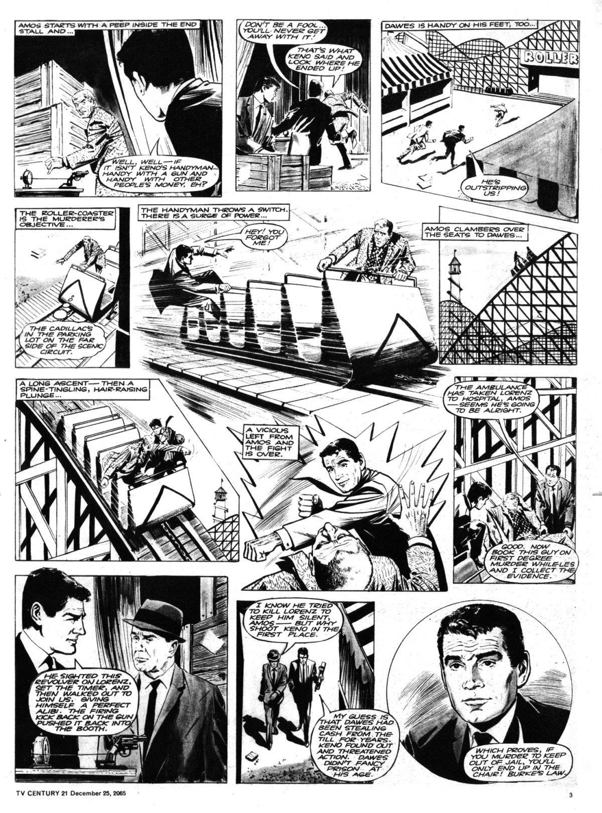 Read online TV Century 21 (TV 21) comic -  Issue #49 - 3