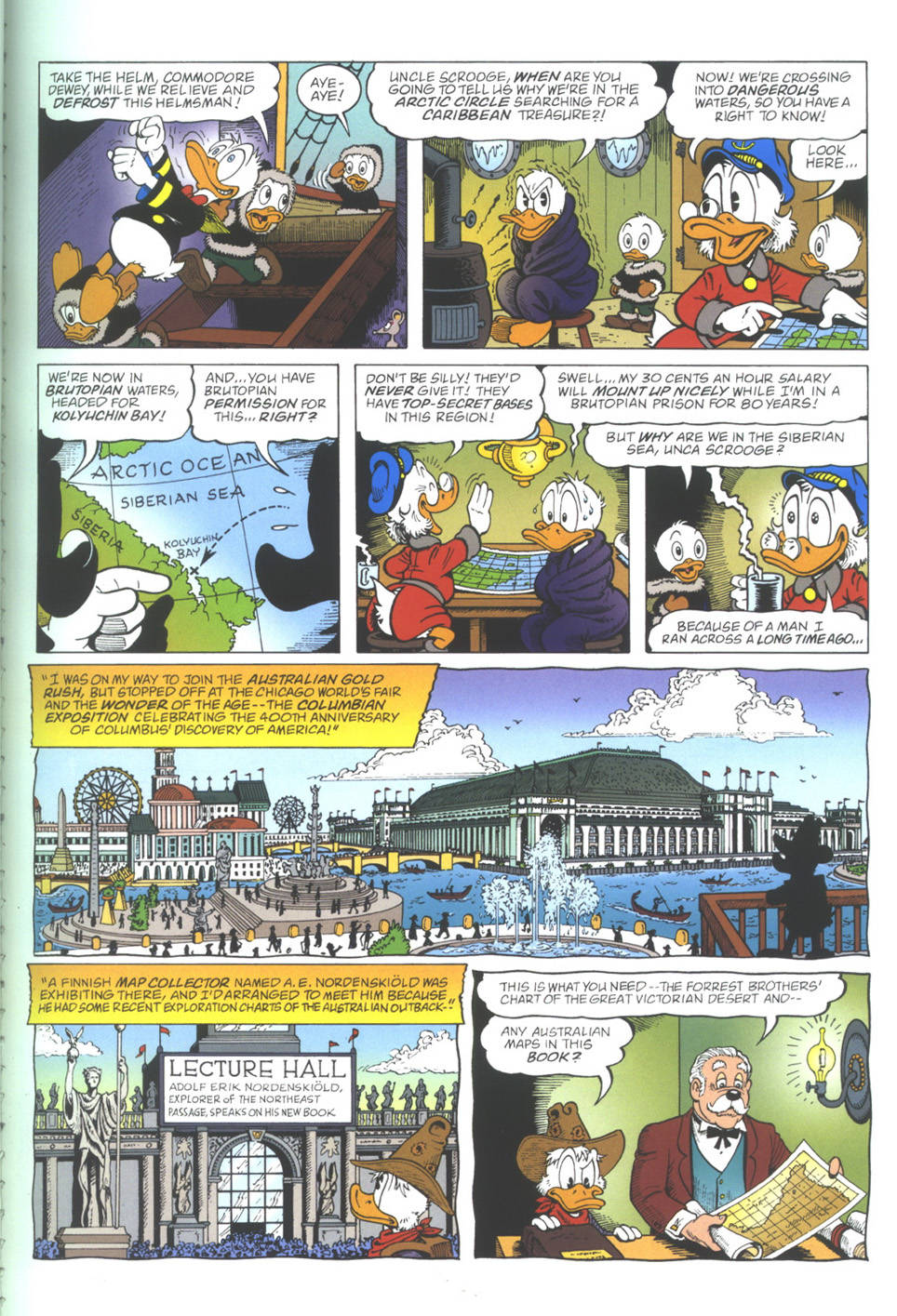Read online Uncle Scrooge (1953) comic -  Issue #339 - 5