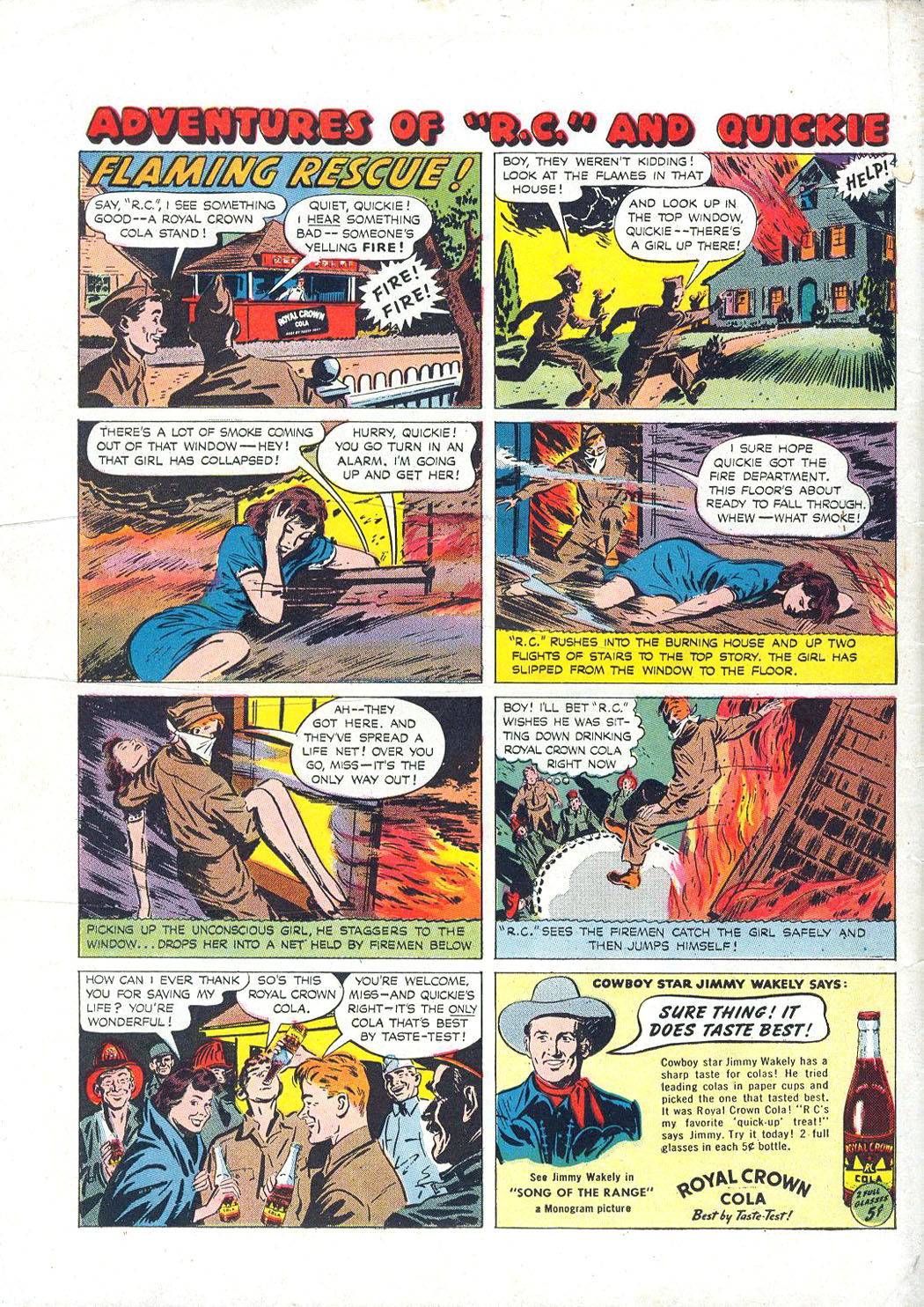 Read online Sensation (Mystery) Comics comic -  Issue #44 - 52