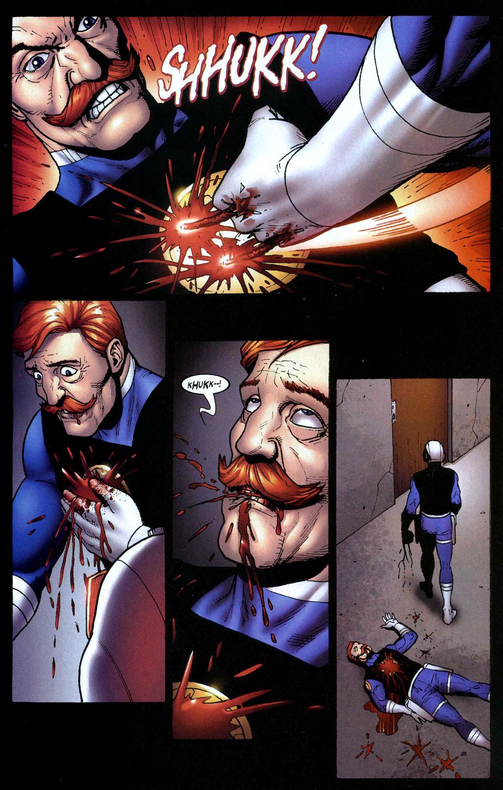 Read online Wolverine: Origins comic -  Issue #10 - 21
