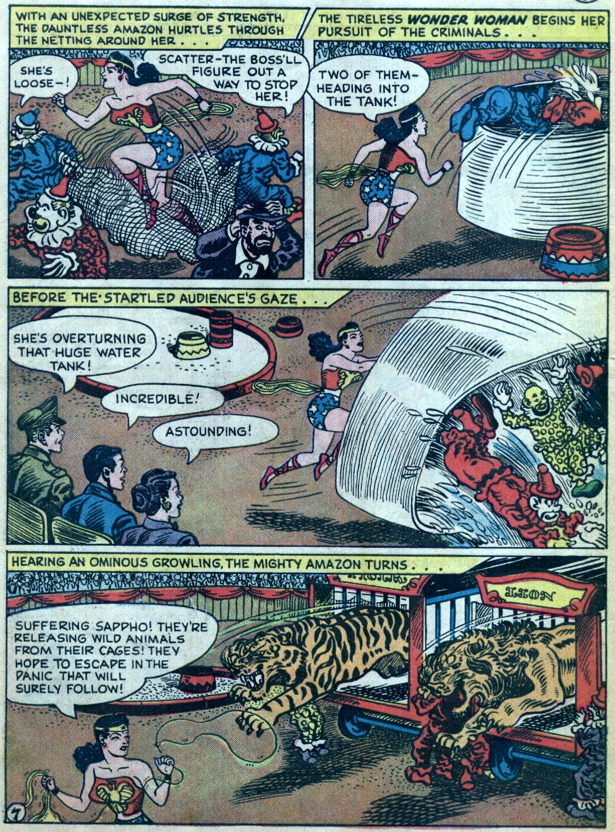 Read online Wonder Woman (1942) comic -  Issue #92 - 30