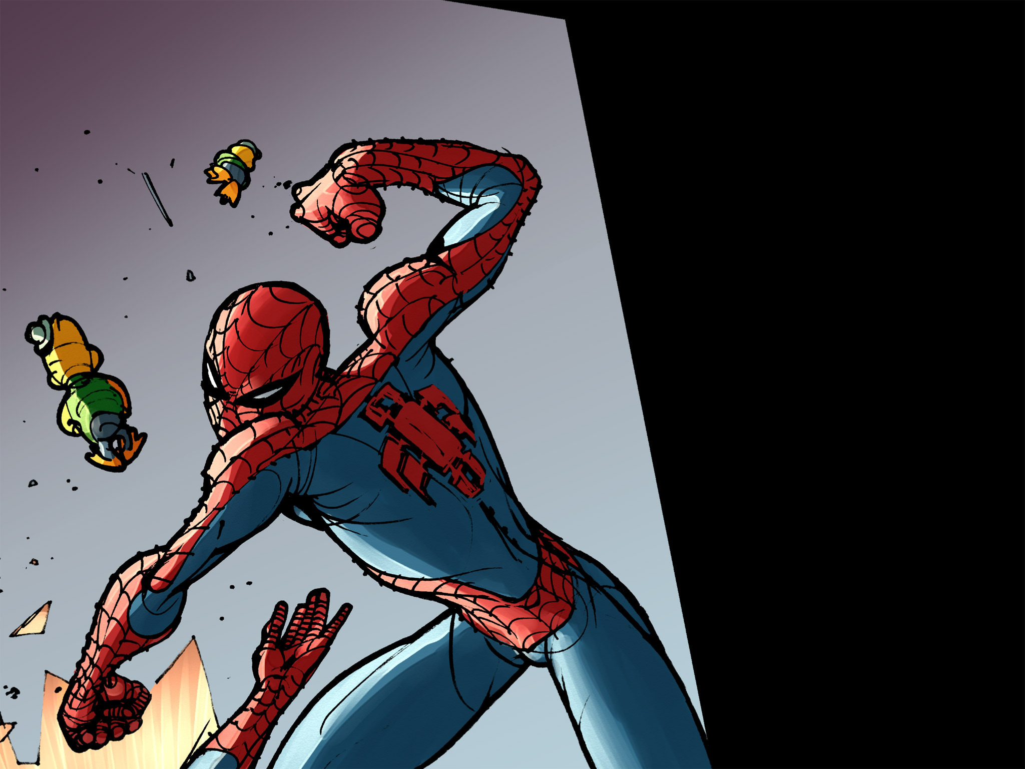 Read online Amazing Spider-Man: Who Am I? comic -  Issue # Full (Part 2) - 146