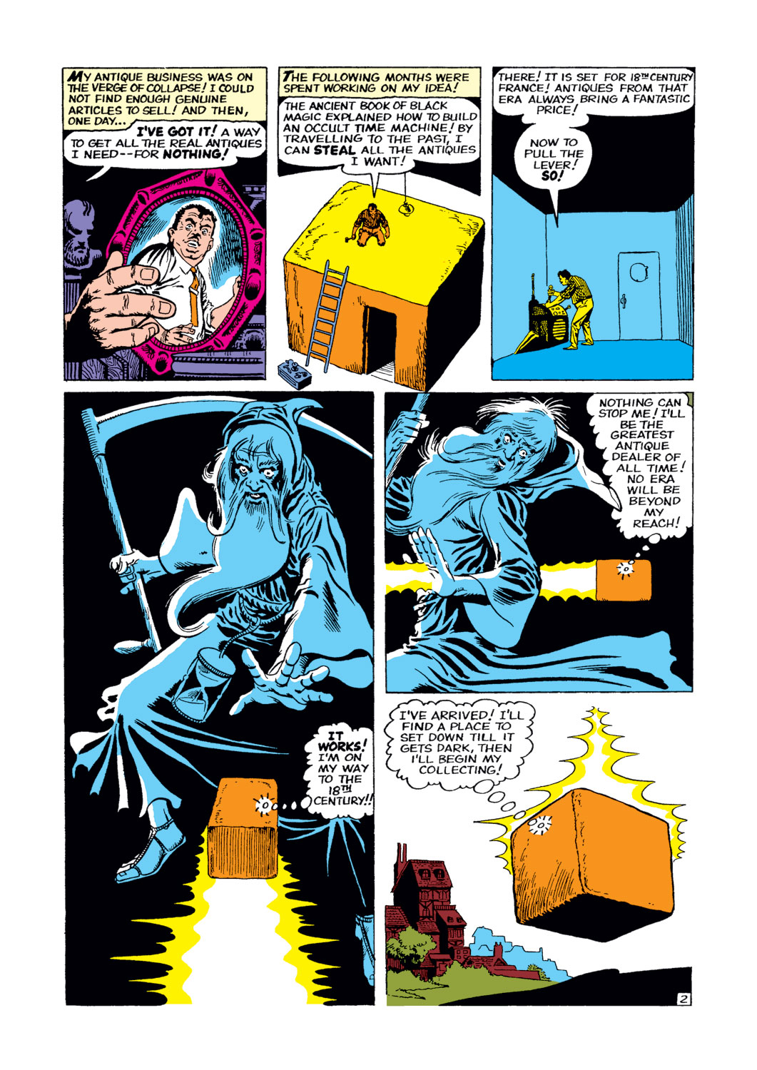Tales to Astonish (1959) issue 14 - Page 17