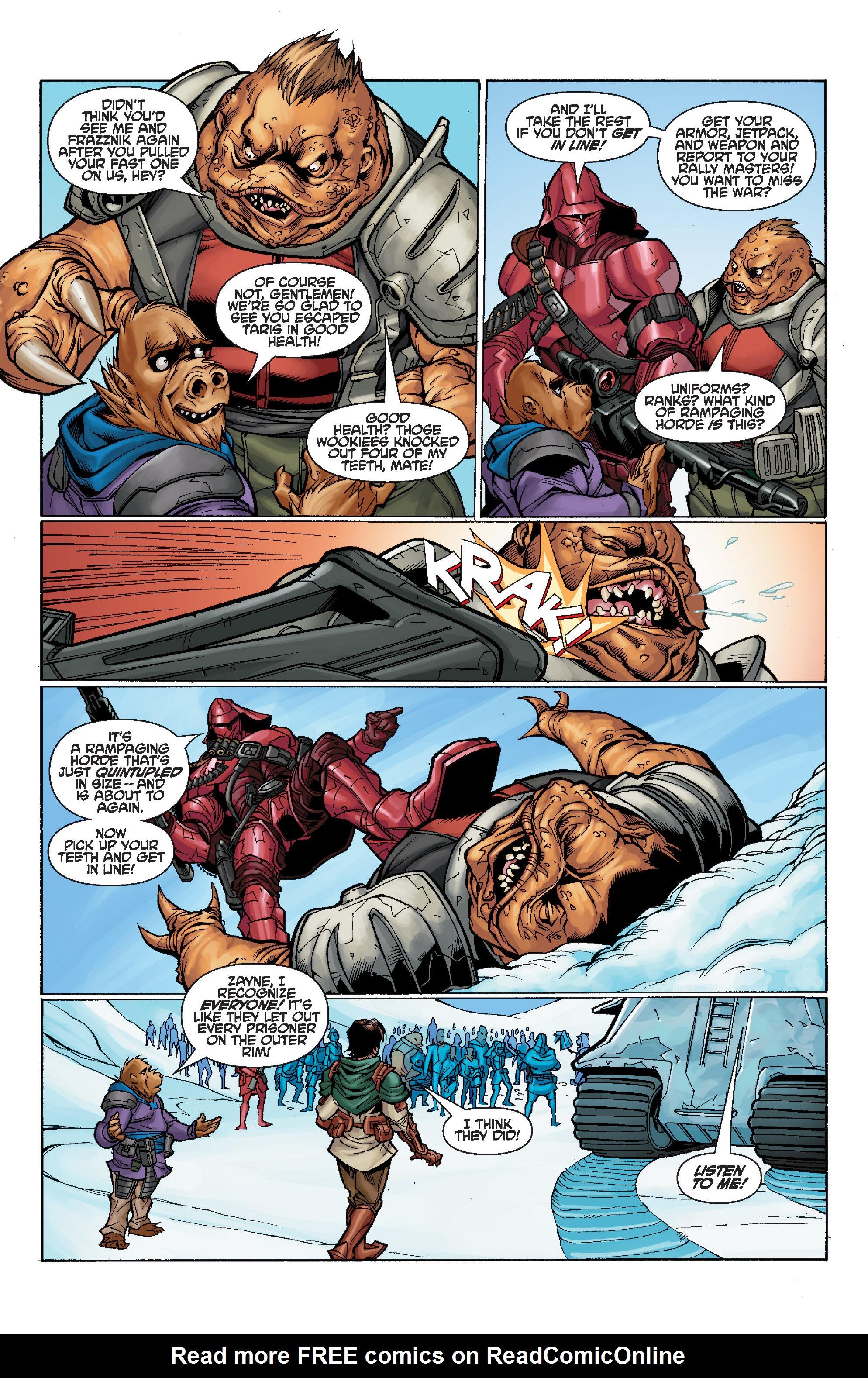 Read online Star Wars Omnibus comic -  Issue # Vol. 32 - 175