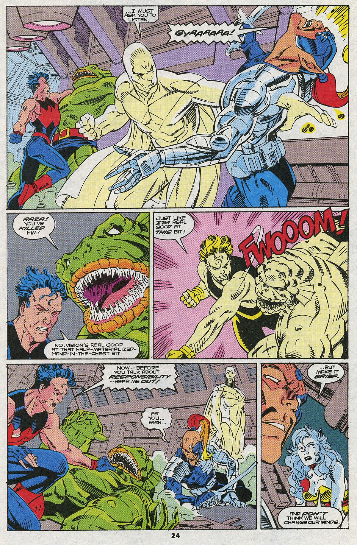 Read online Wonder Man (1991) comic -  Issue #8 - 16