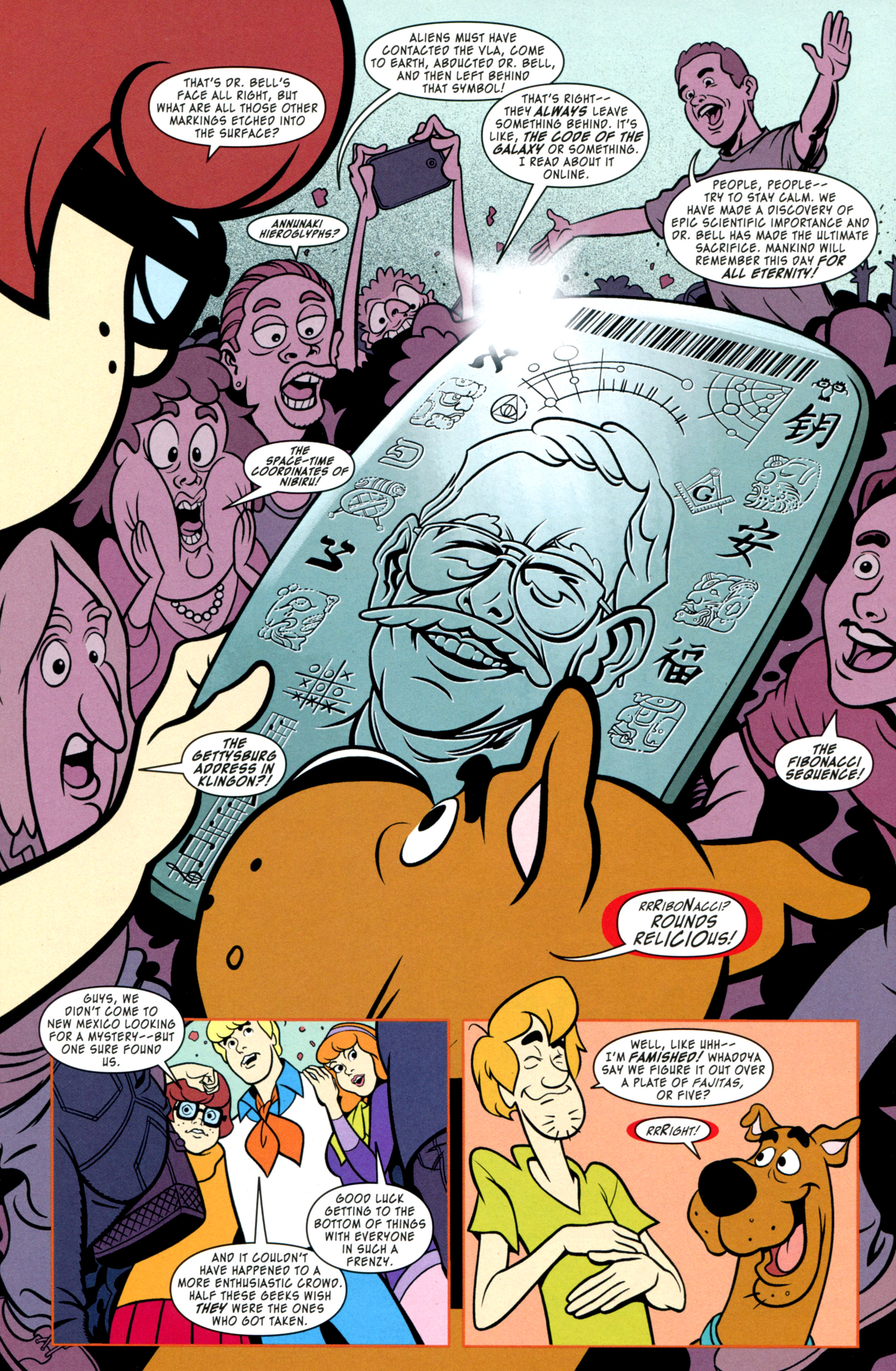 Read online Scooby-Doo: Where Are You? comic -  Issue #34 - 6