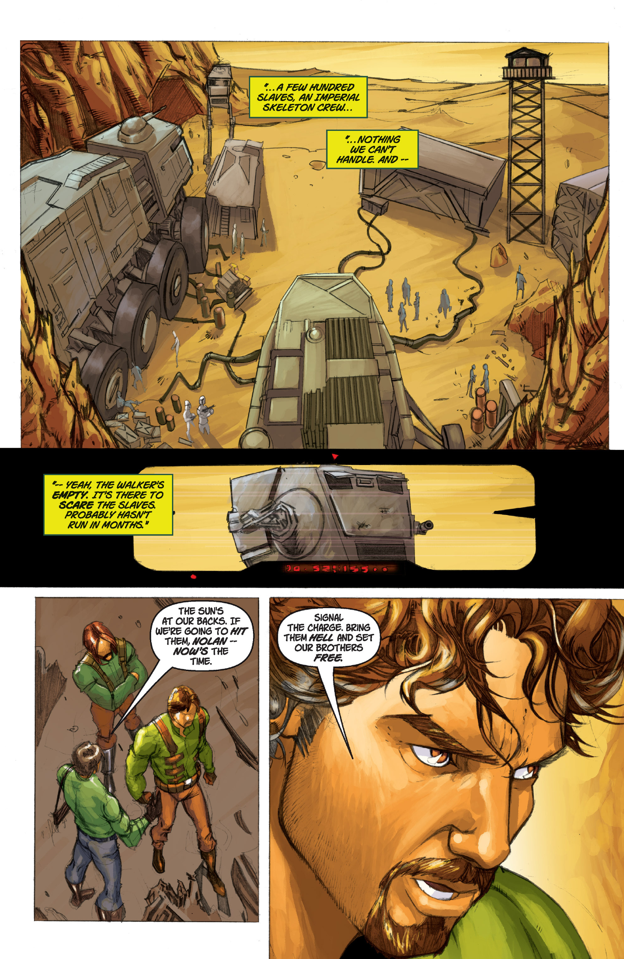 Read online Star Wars Omnibus comic -  Issue # Vol. 20 - 75