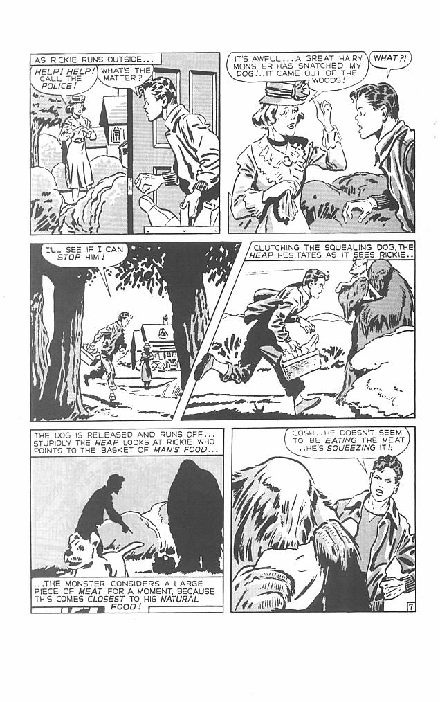 Read online Golden-Age Men of Mystery comic -  Issue #7 - 30