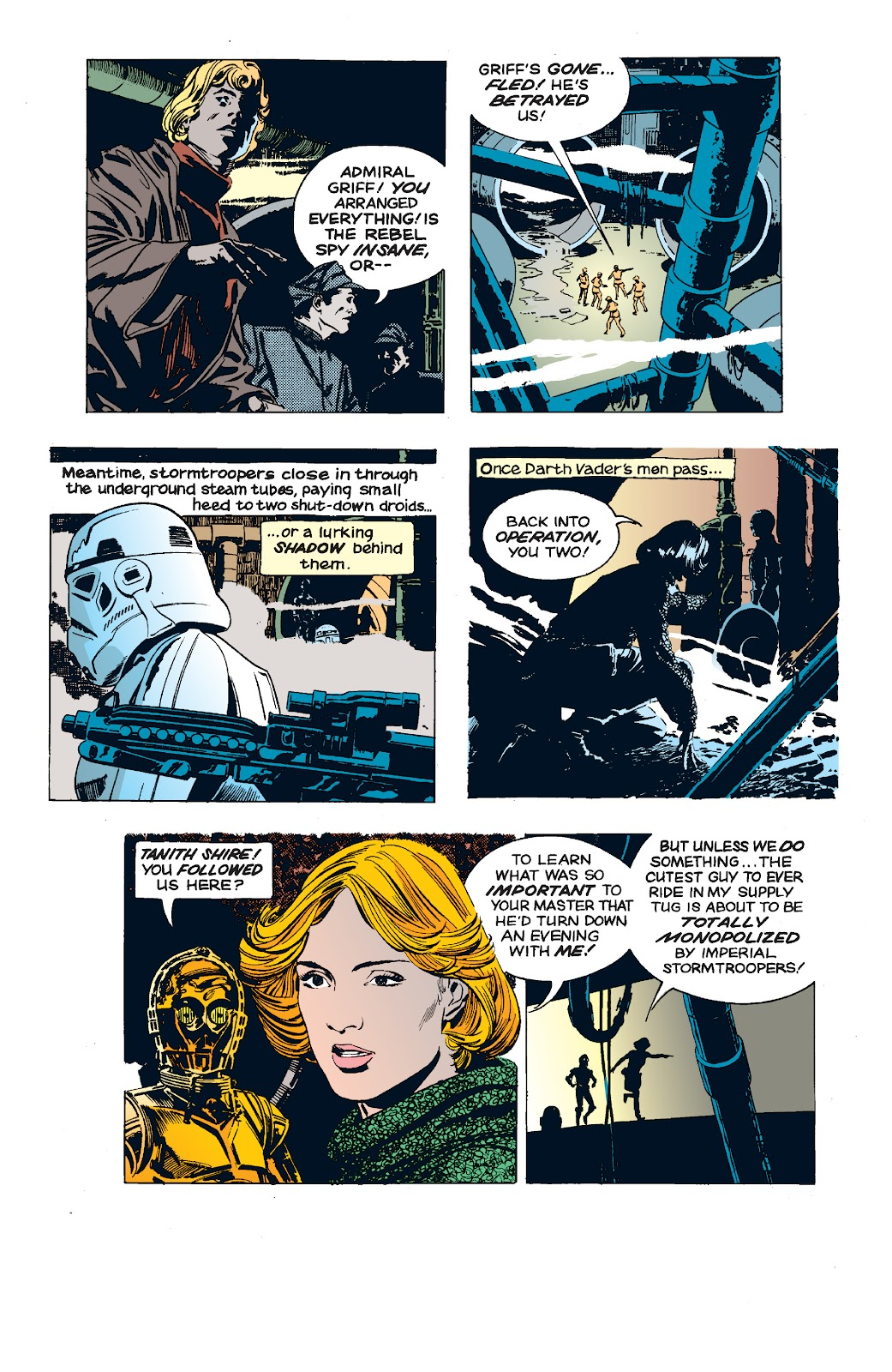 Read online Star Wars Legends: The Newspaper Strips - Epic Collection comic -  Issue # TPB (Part 5) - 65