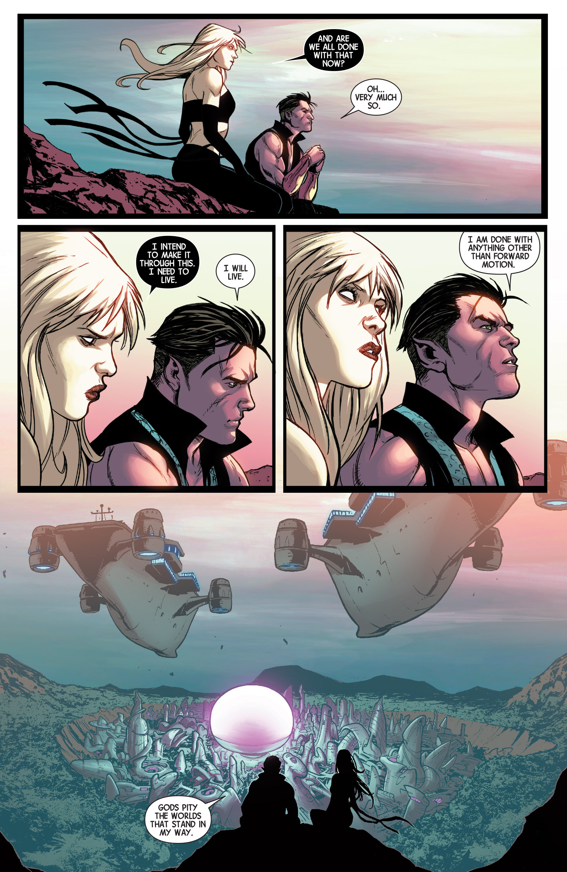 Read online Avengers (2013) comic -  Issue #42 - 15