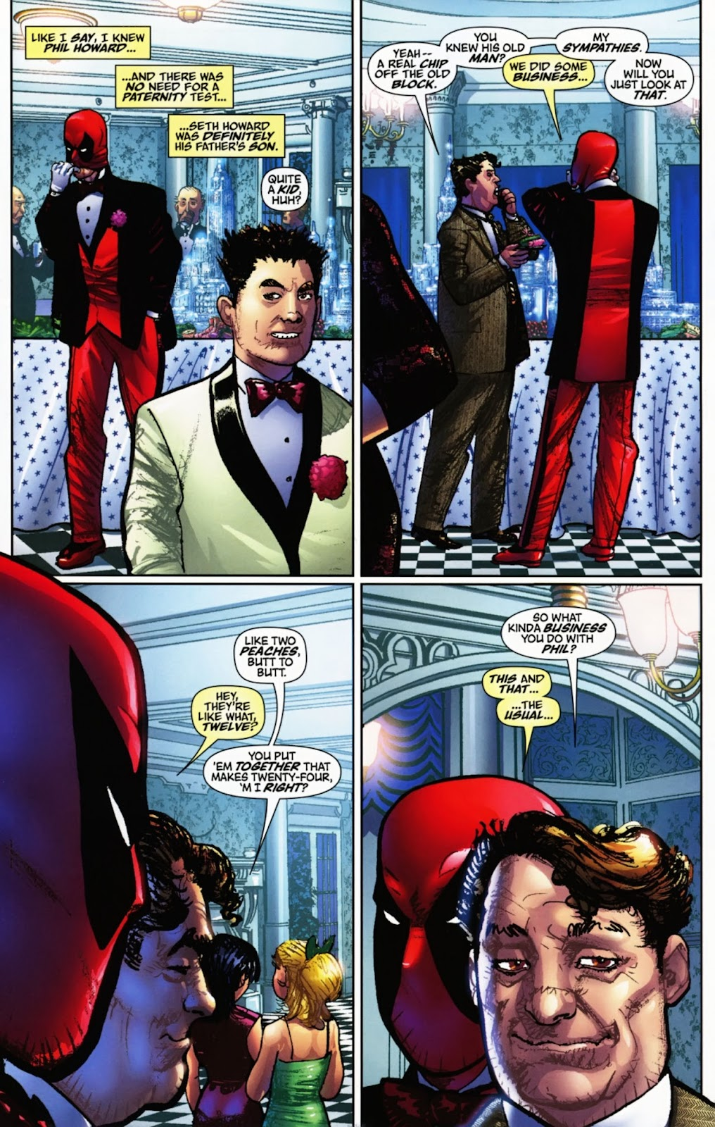 Read online Deadpool (2008) comic -  Issue #1000 - 47